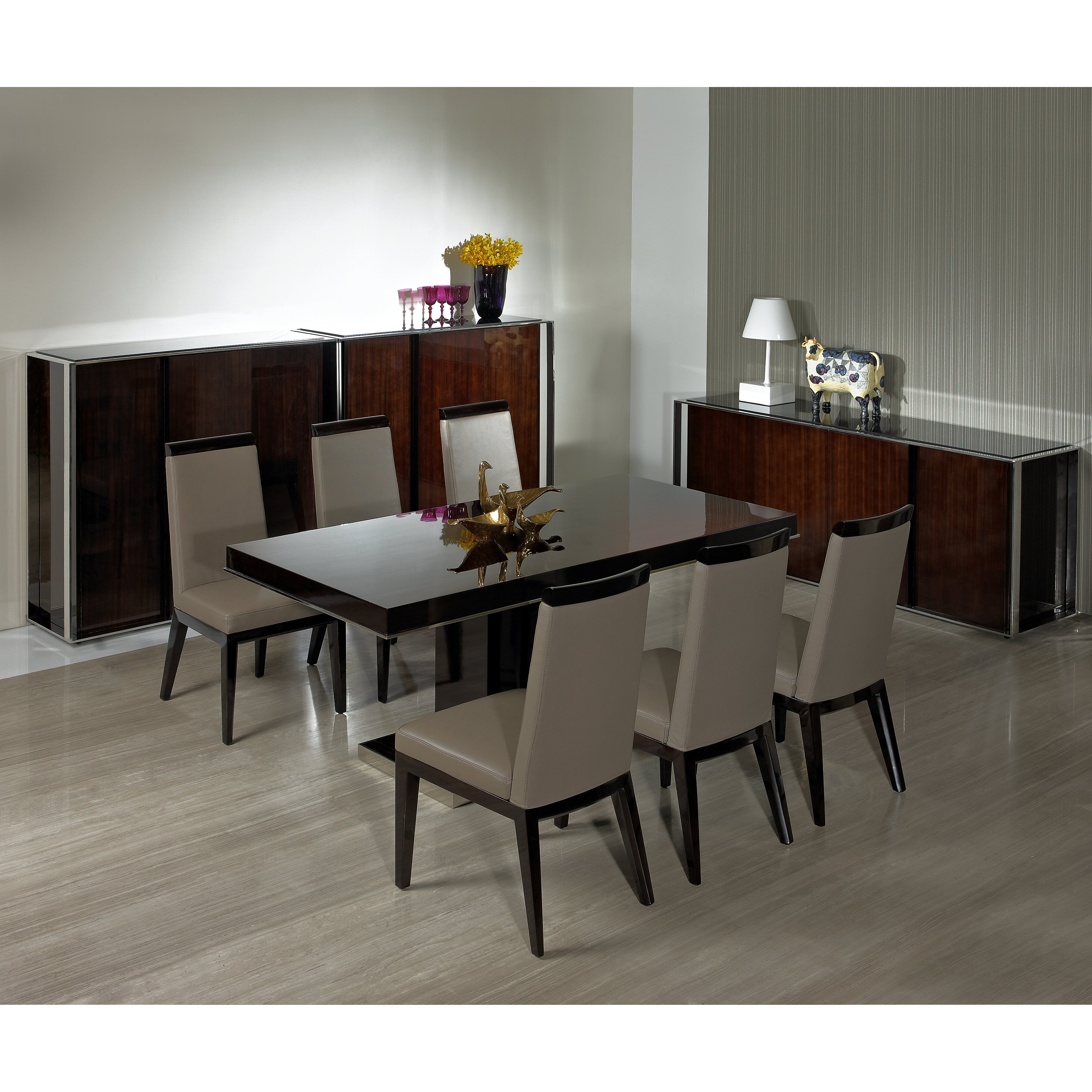 Vig furniture modrest noble dining table reviews wayfair