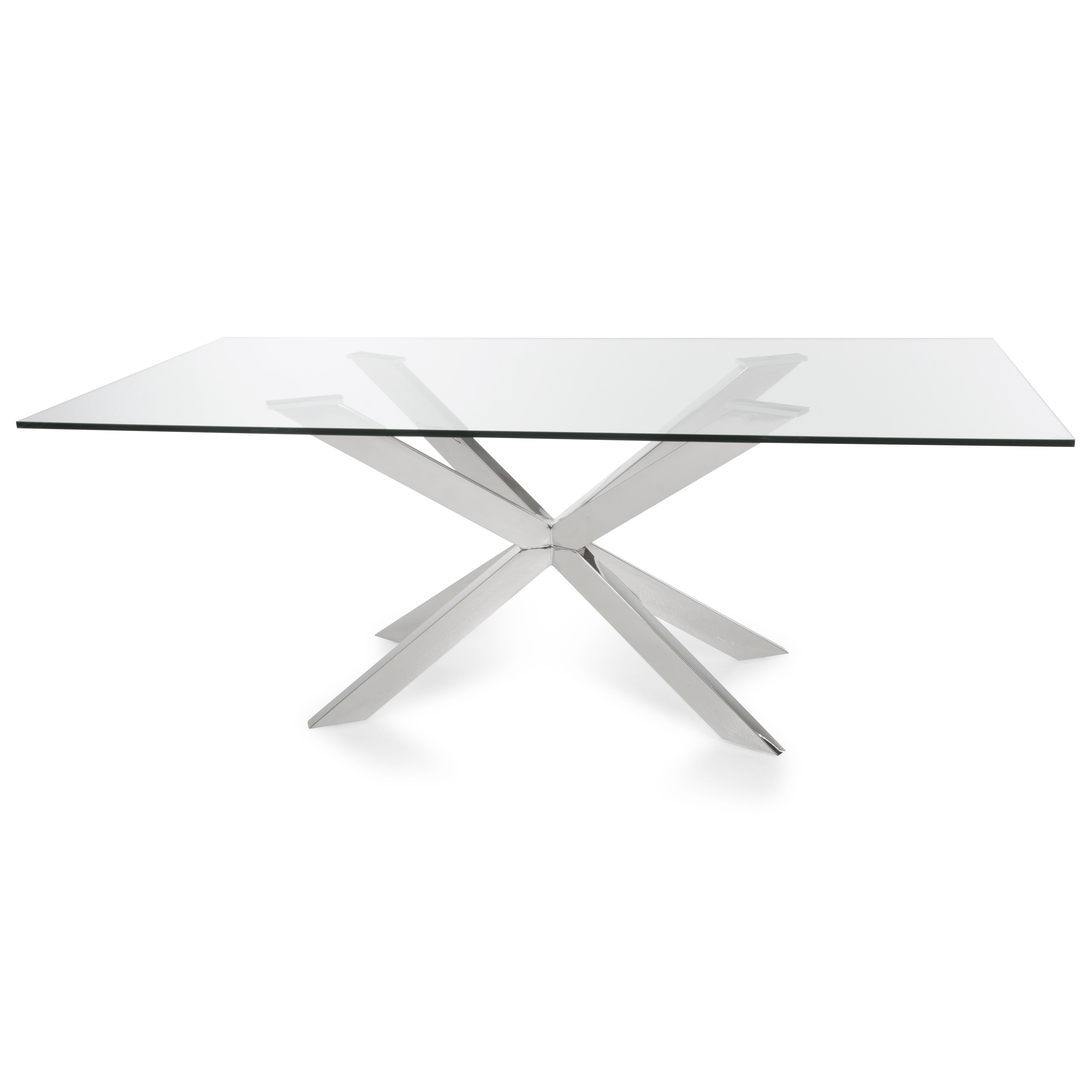 Vig Furniture Modrest Xavier Dining Table Reviews Wayfair