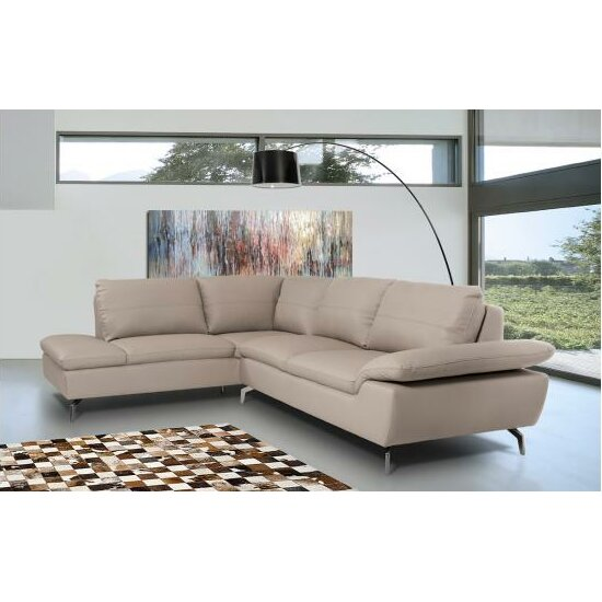 VIG Furniture Divani Casa Sectional  Wayfair