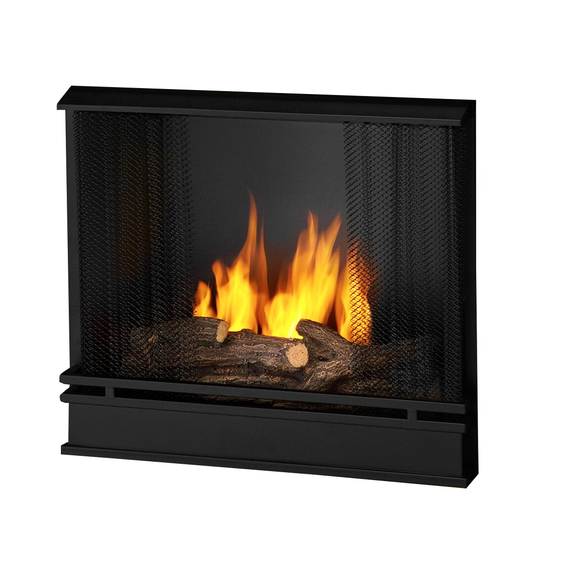 real chateau corner gel fuel fireplace reviews