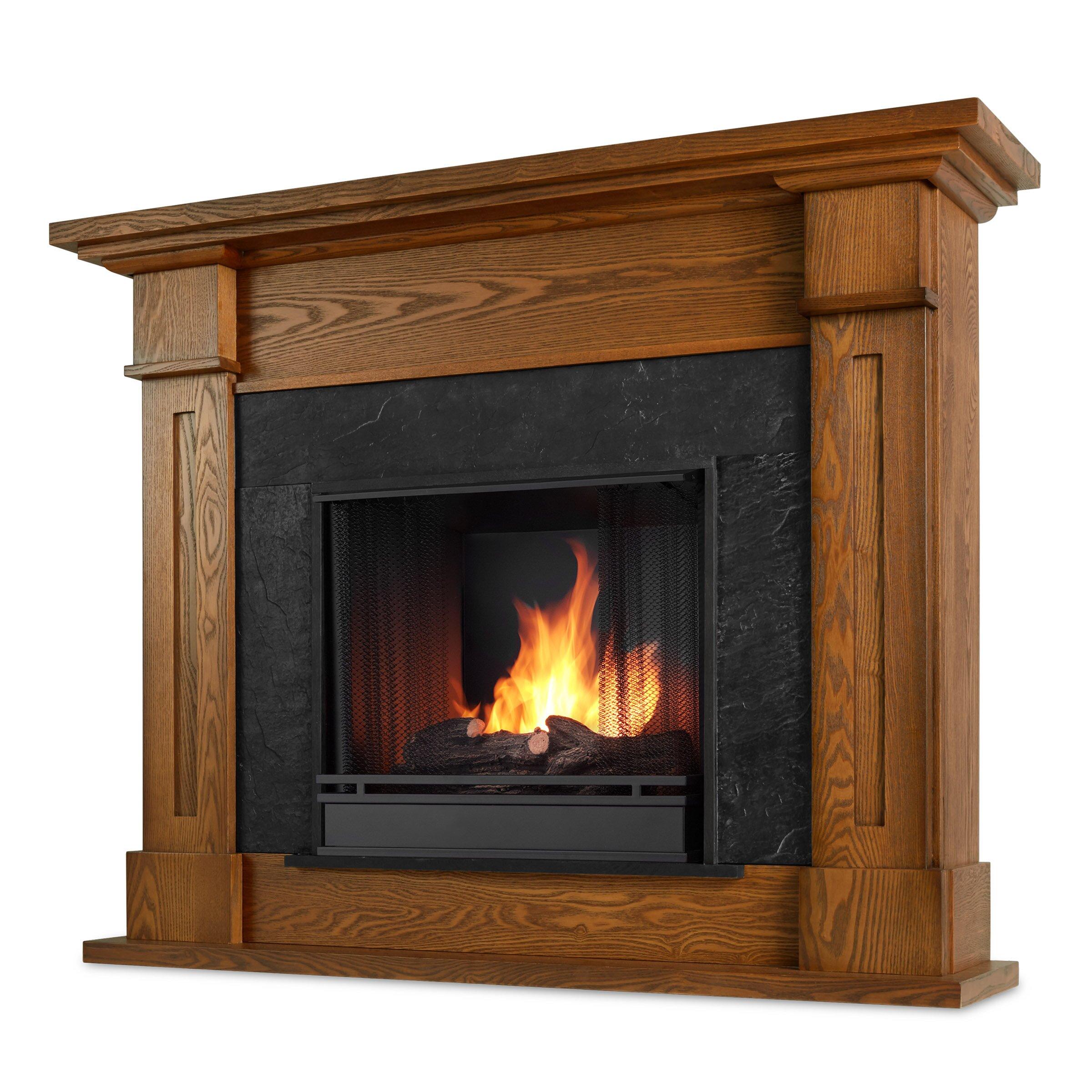 Real flame kipling gel fuel fireplace reviews wayfair for Wayfair gel fireplace