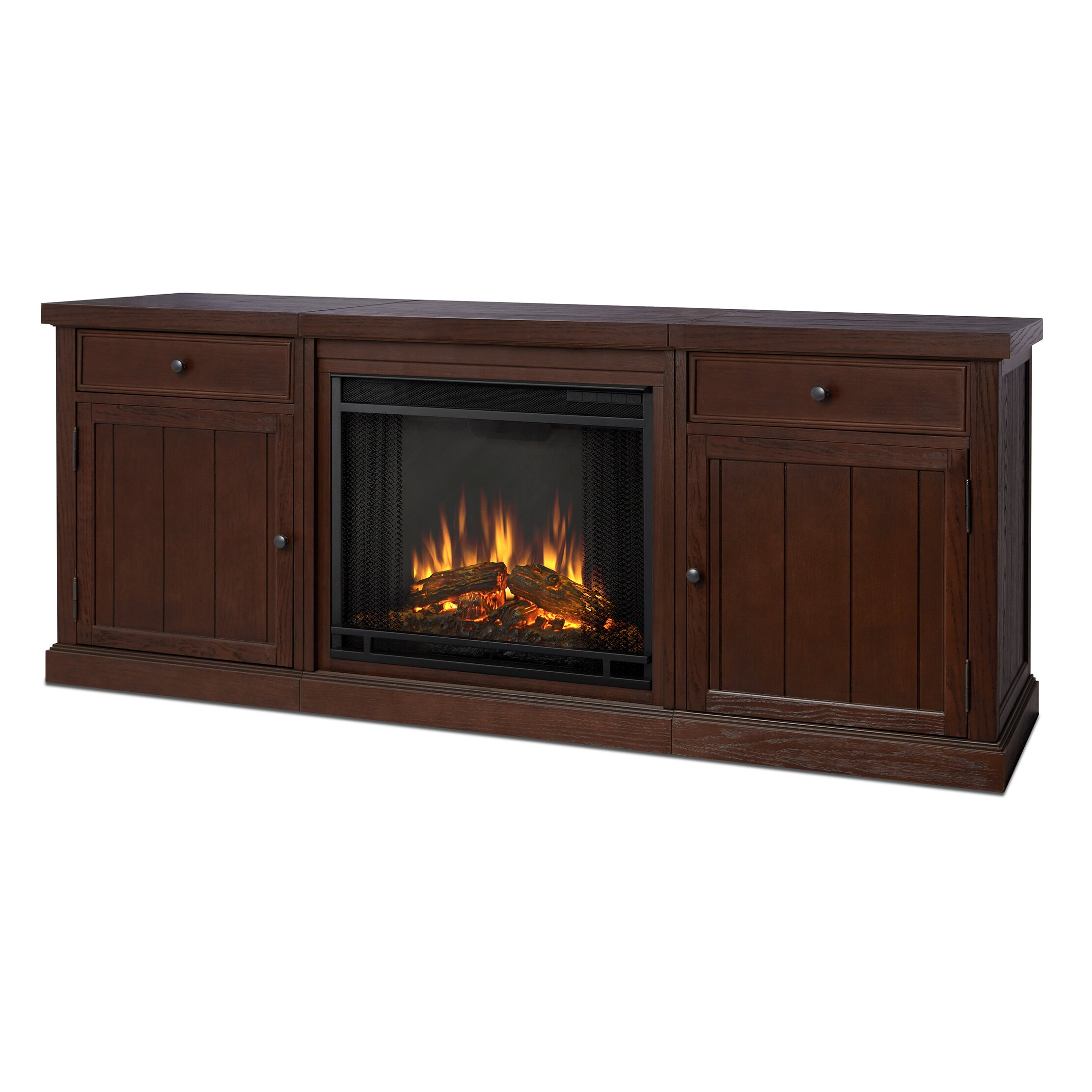 Real Flame Cassidy Entertainment Unit with Electric