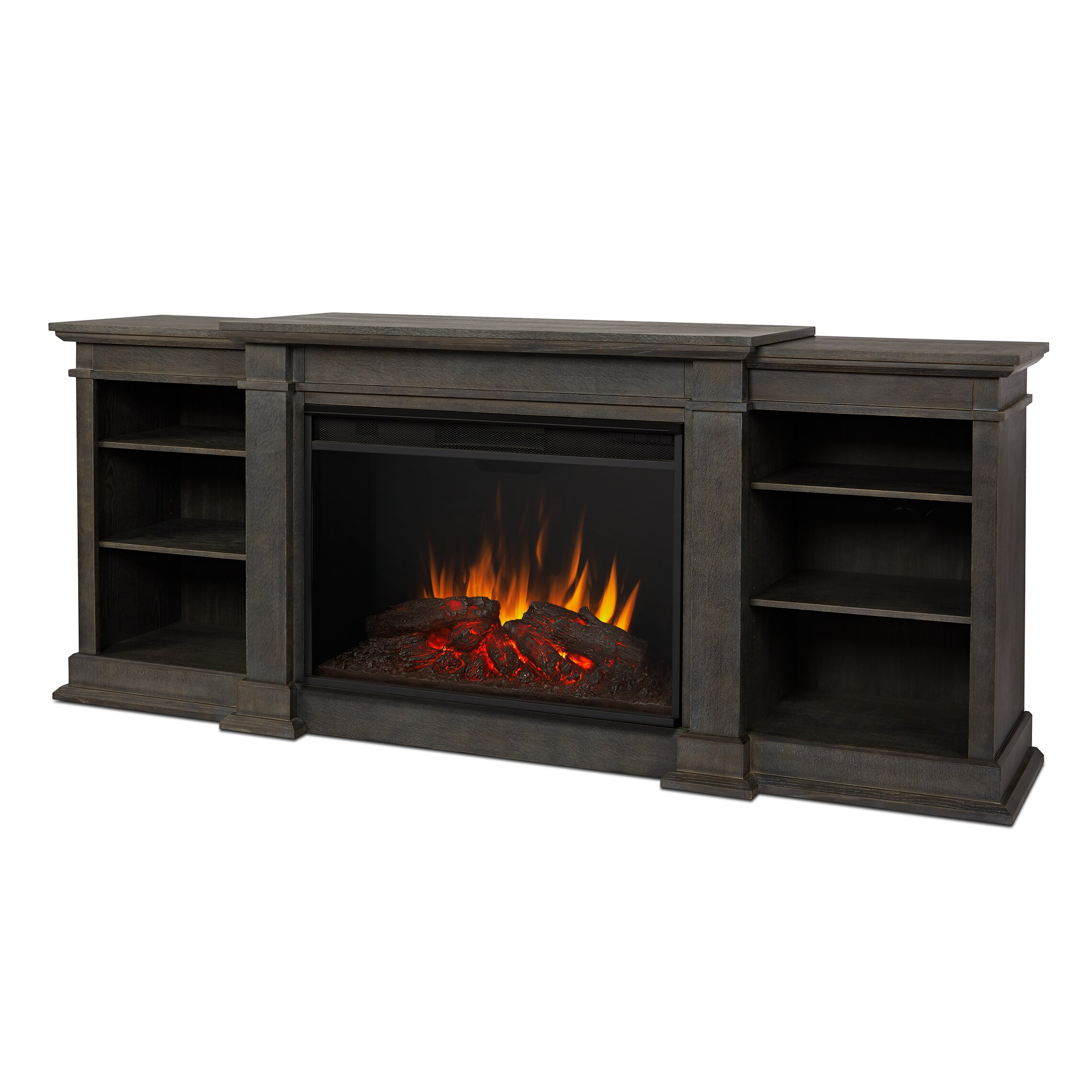 Real Flame Eliot Grand Entertainment Unit with Electric