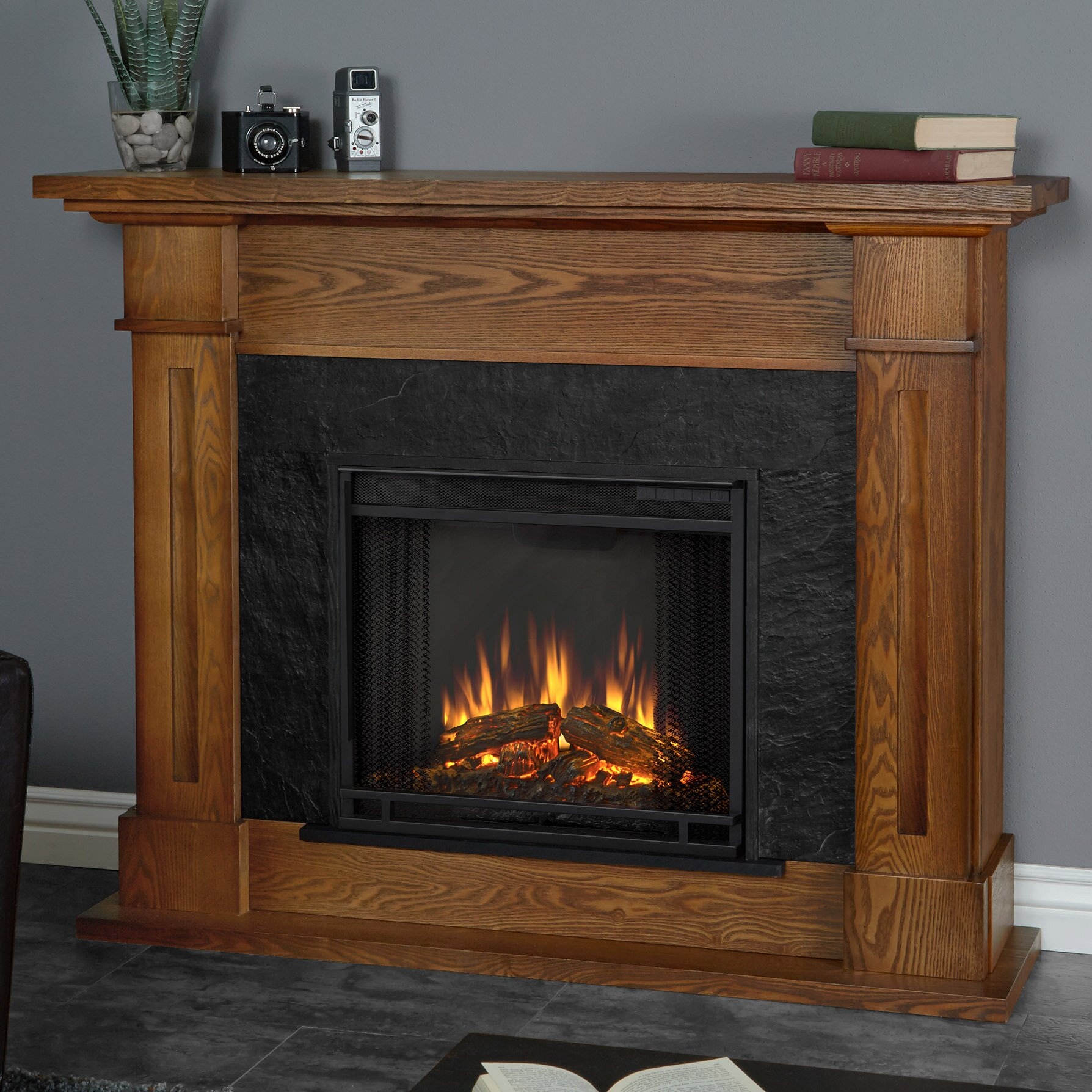 Country flame fireplace fireplace ideas gallery blog country flame fireplace insert eventshaper