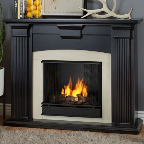 Real Flame Adelaide Gel Fuel Fireplace Reviews Wayfair