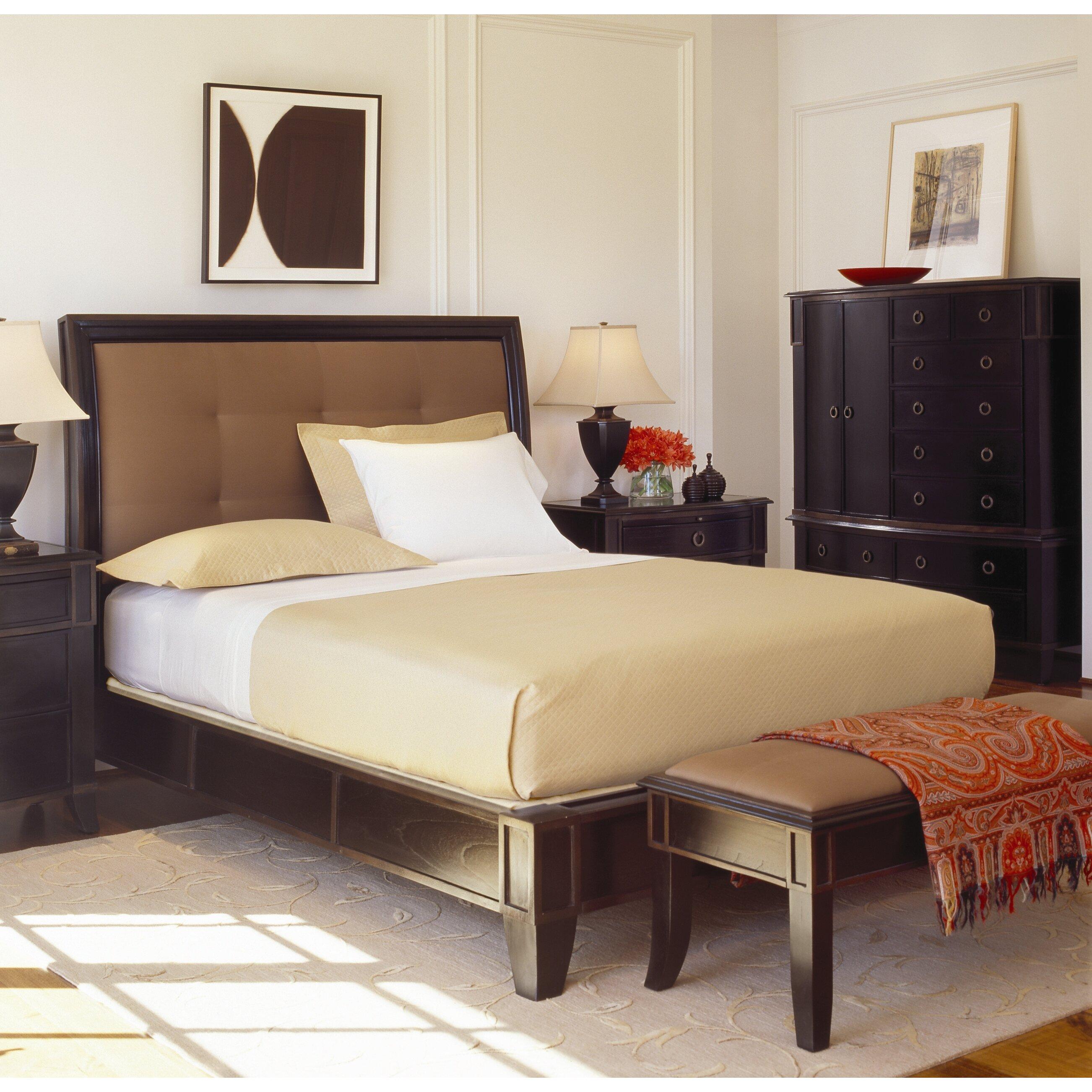 Brownstonefurniture Metropolitan Platform Customizable Bedroom Set Reviews Wayfair
