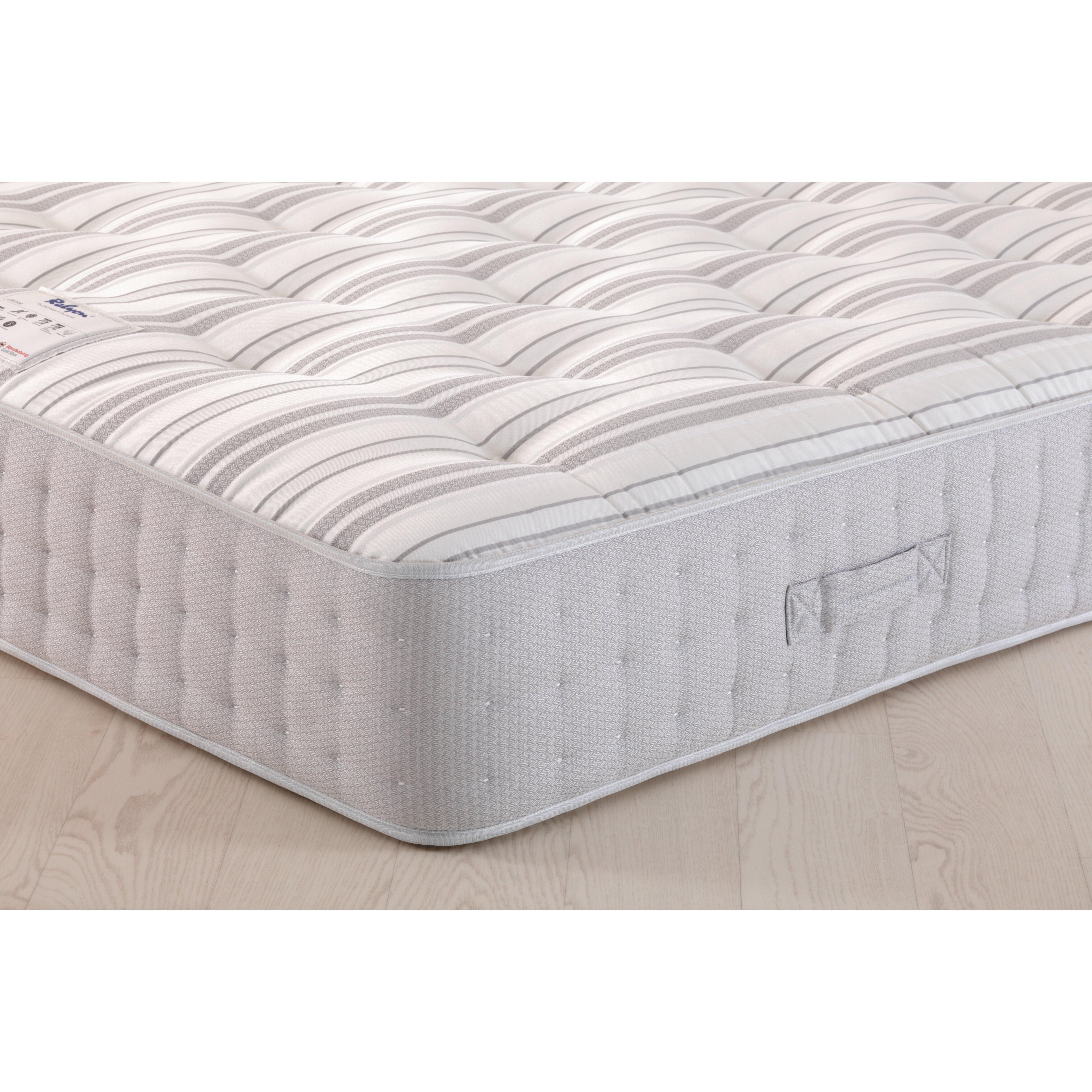 Relyon orthocare elite pocket sprung mattress wayfair uk for Pocket sprung