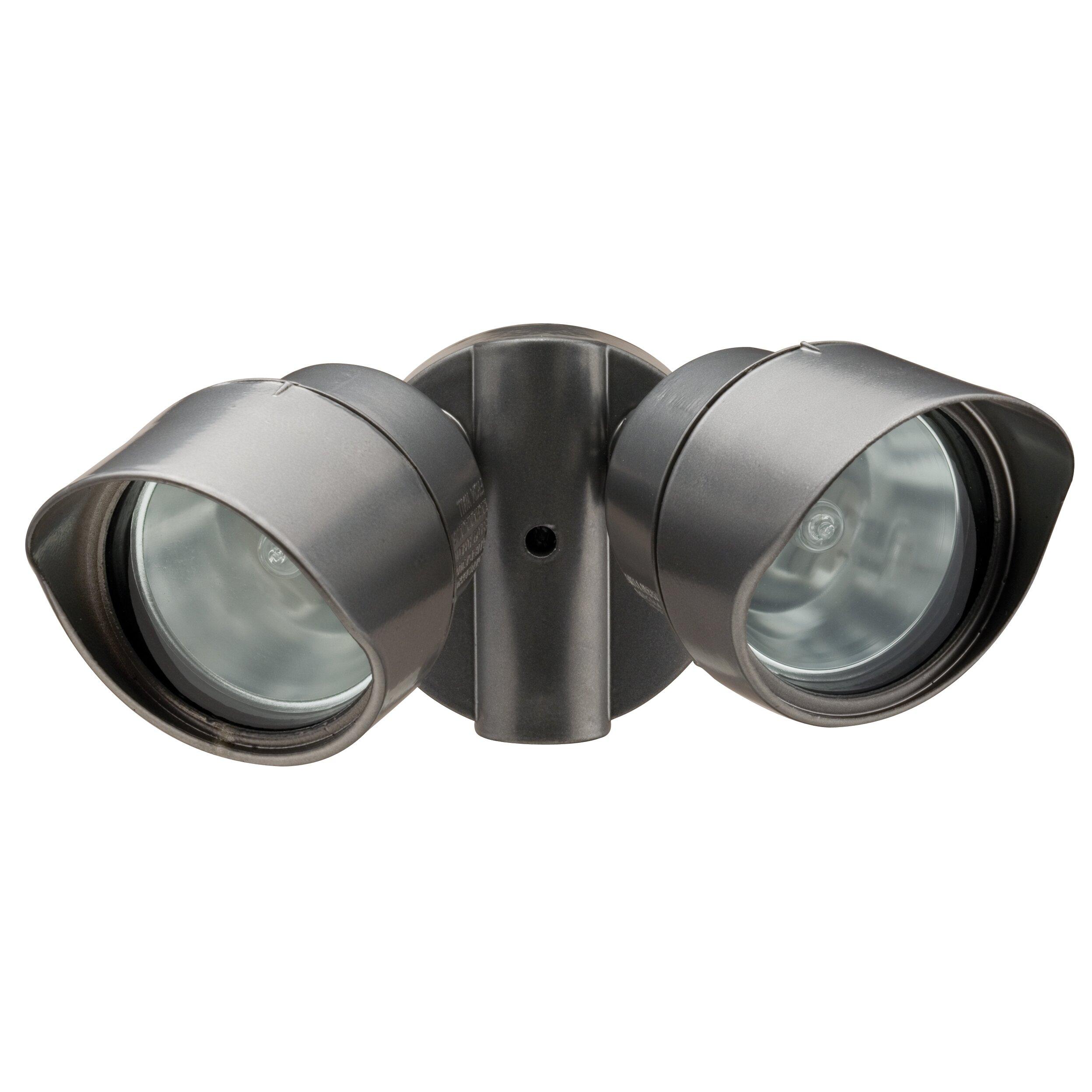 lithonia lighting security flood light reviews wayfair. Black Bedroom Furniture Sets. Home Design Ideas