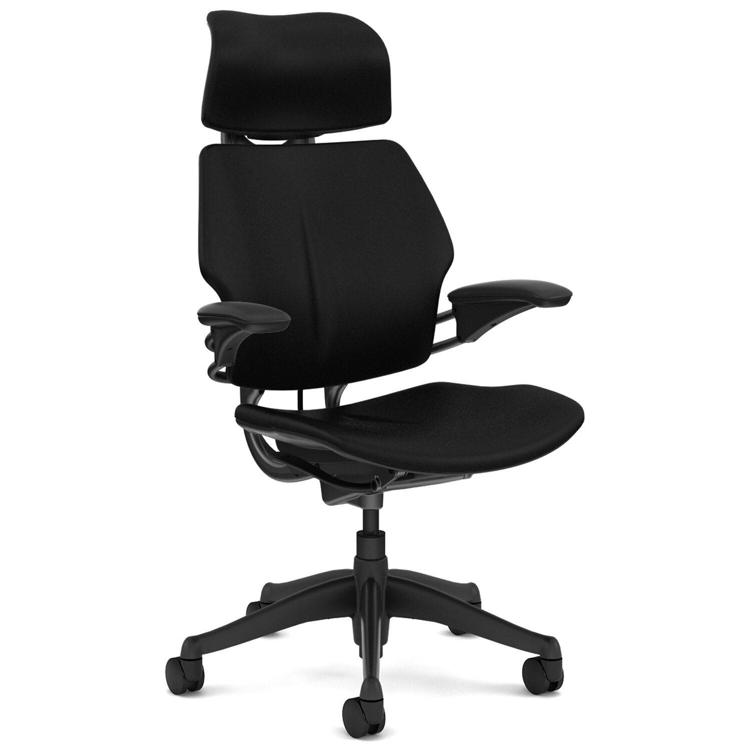 Humanscale Freedom Office Chair with Headrest & Reviews ...