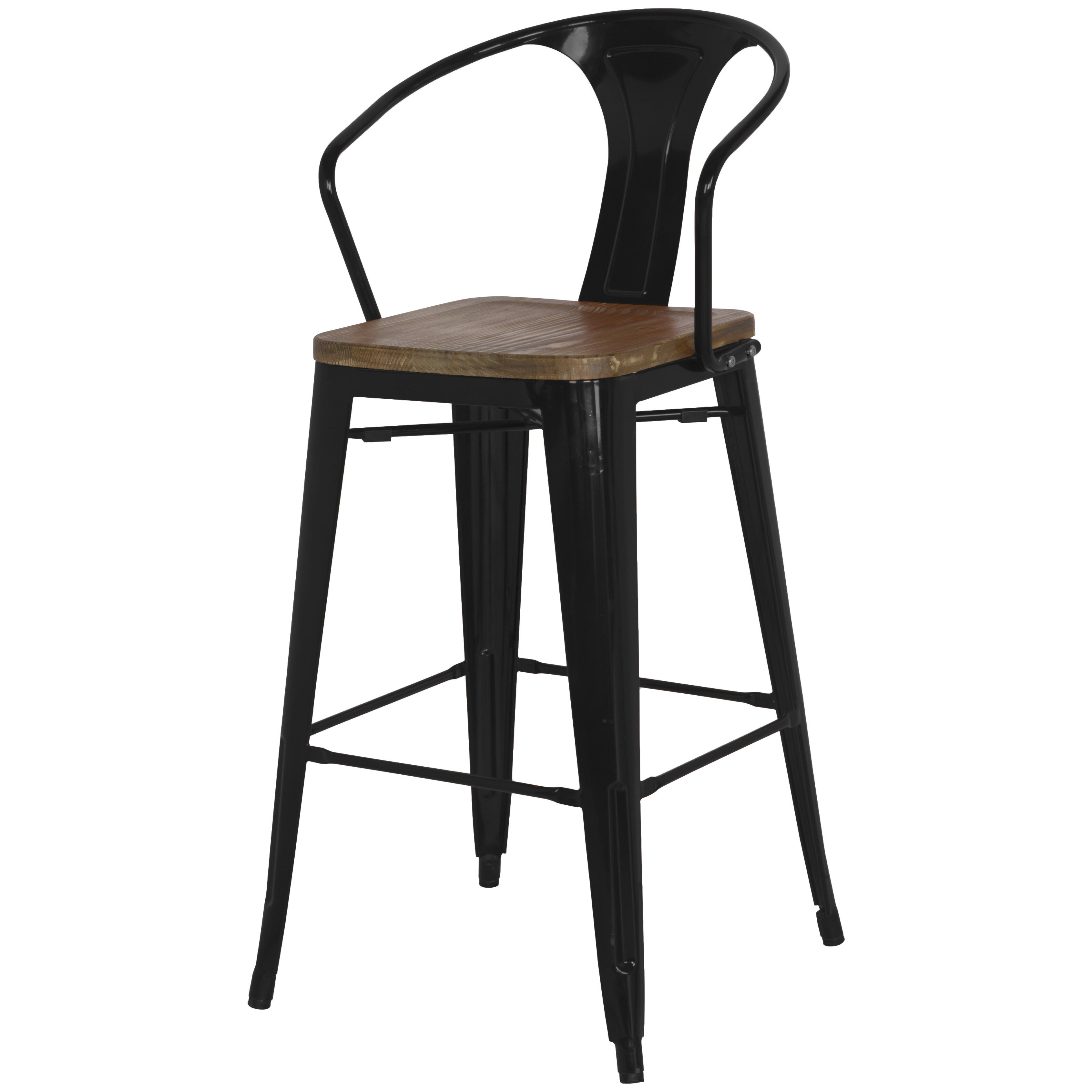 New Pacific Direct Metropolis 26 Quot H Bar Stool Amp Reviews