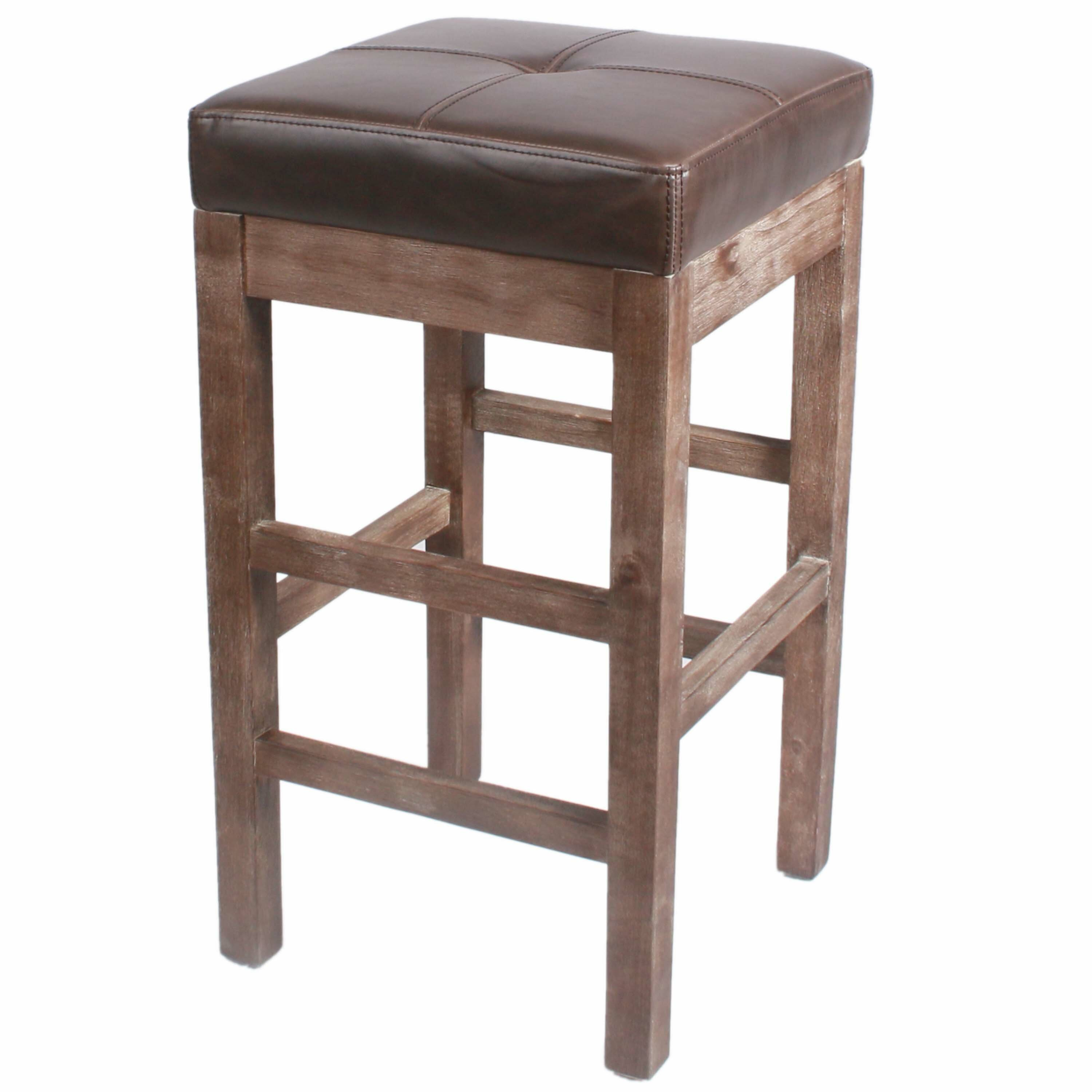 New Pacific Direct Valencia 27 Quot Bar Stool Amp Reviews Wayfair