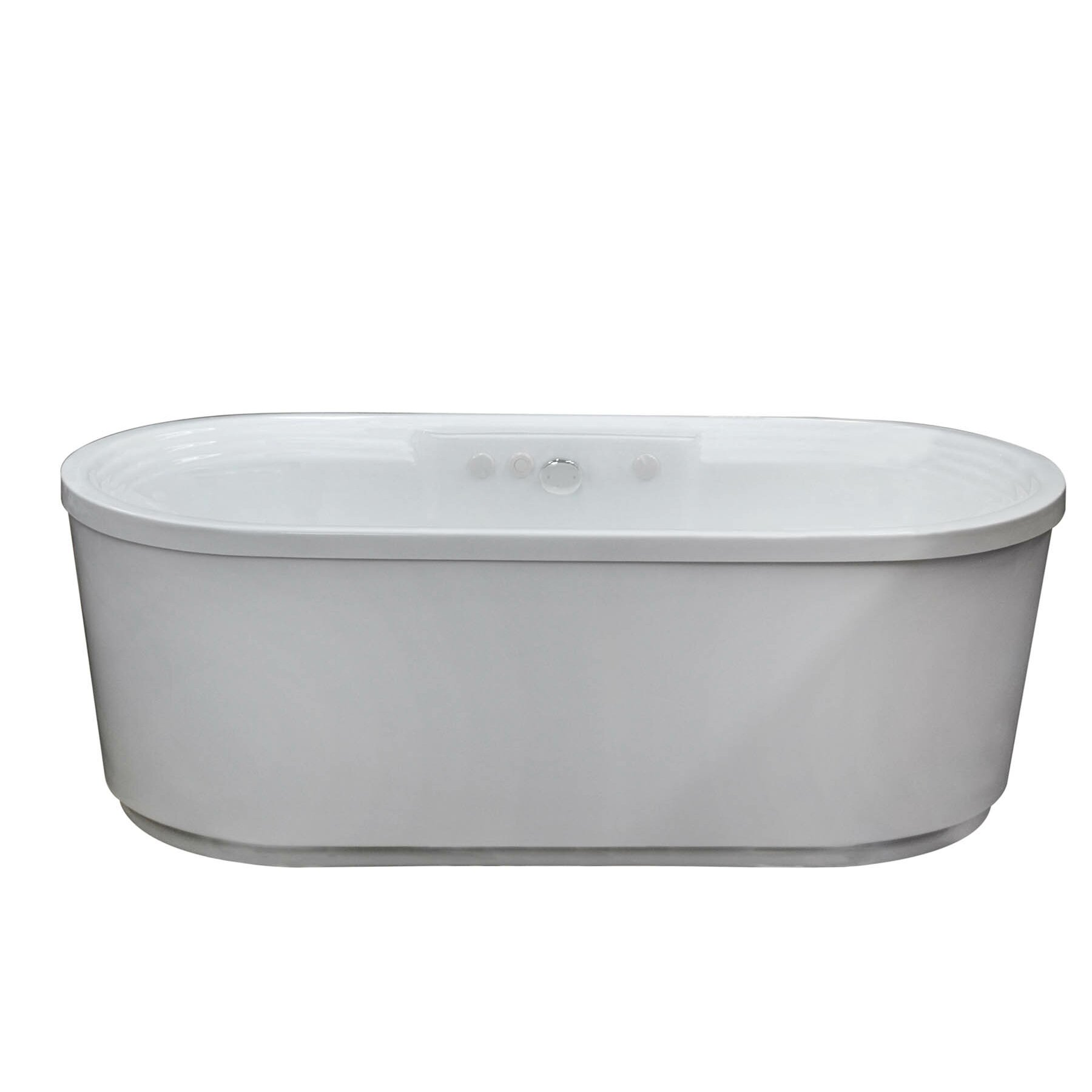Spa Escapes Royal X Oval Freestanding