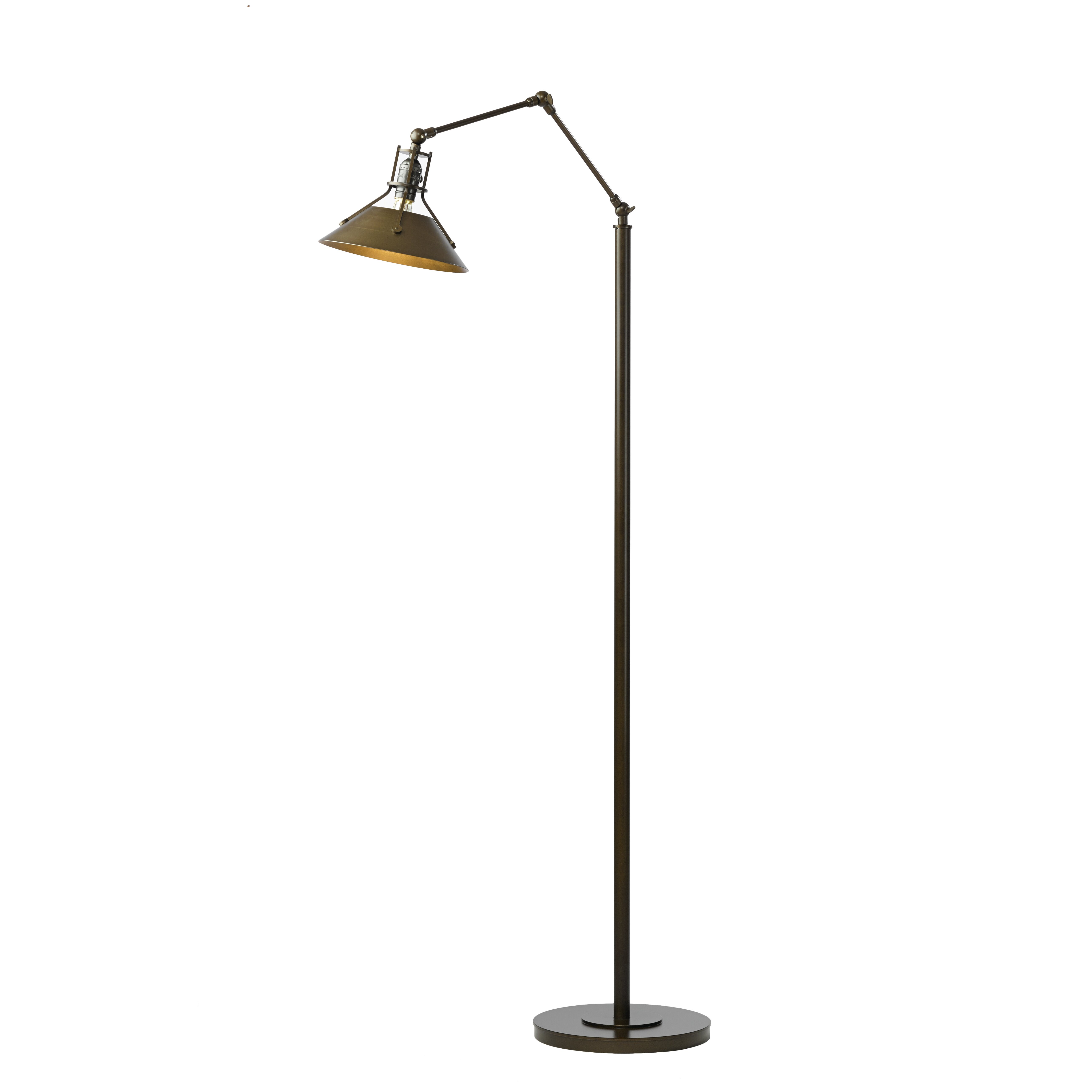 Hubbardton Forge Henry 60 8 Quot Task Floor Lamp Wayfair