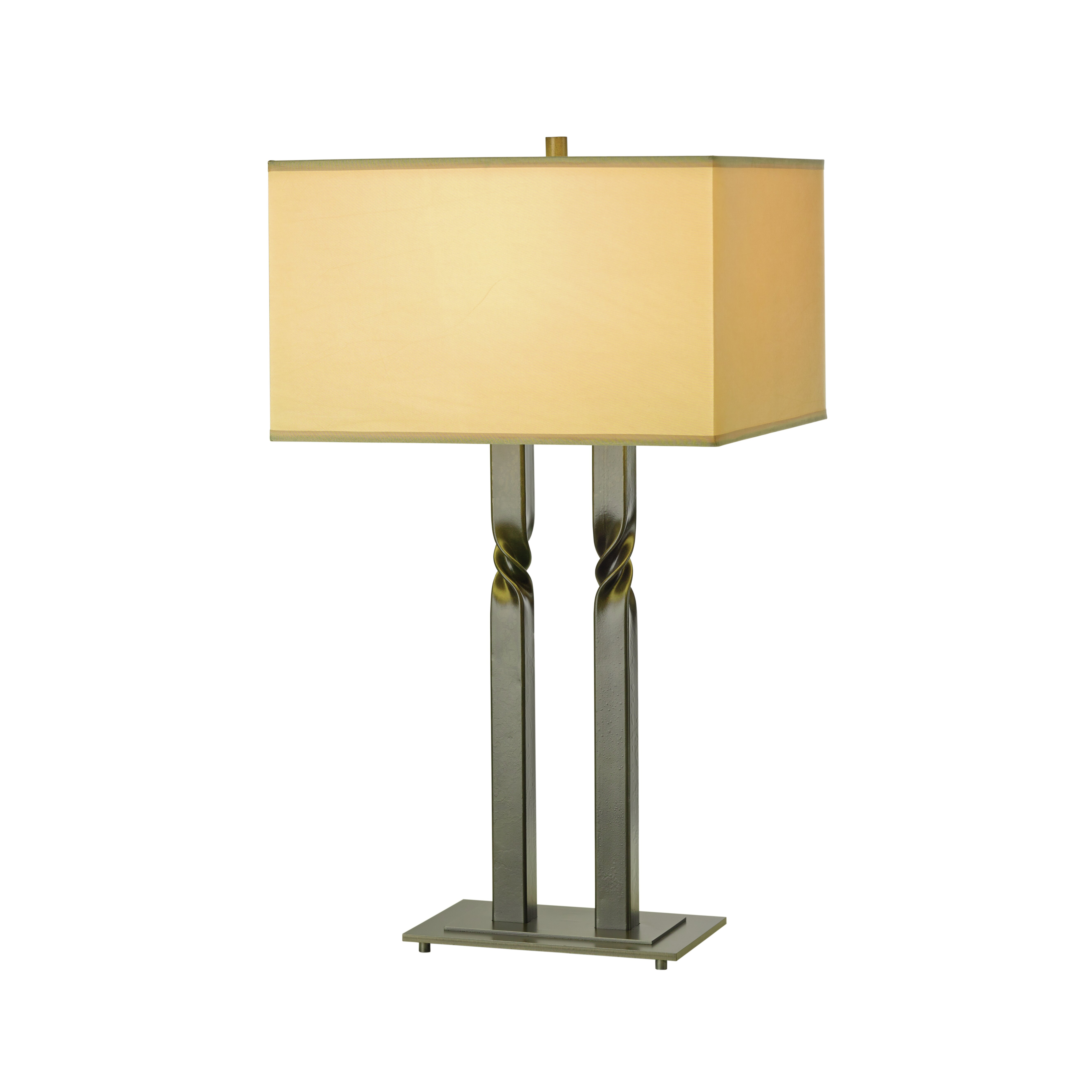 hubbardton forge helix 26 4 table lamp wayfair. Black Bedroom Furniture Sets. Home Design Ideas