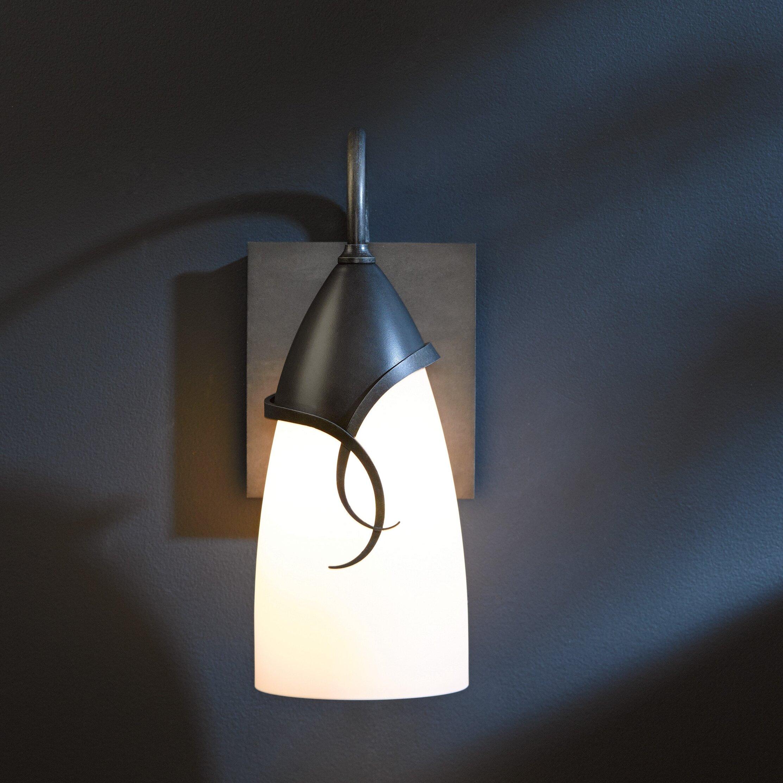 Hubbardton Forge Flora 1 Light Outdoor Wall Lantern Wayfair