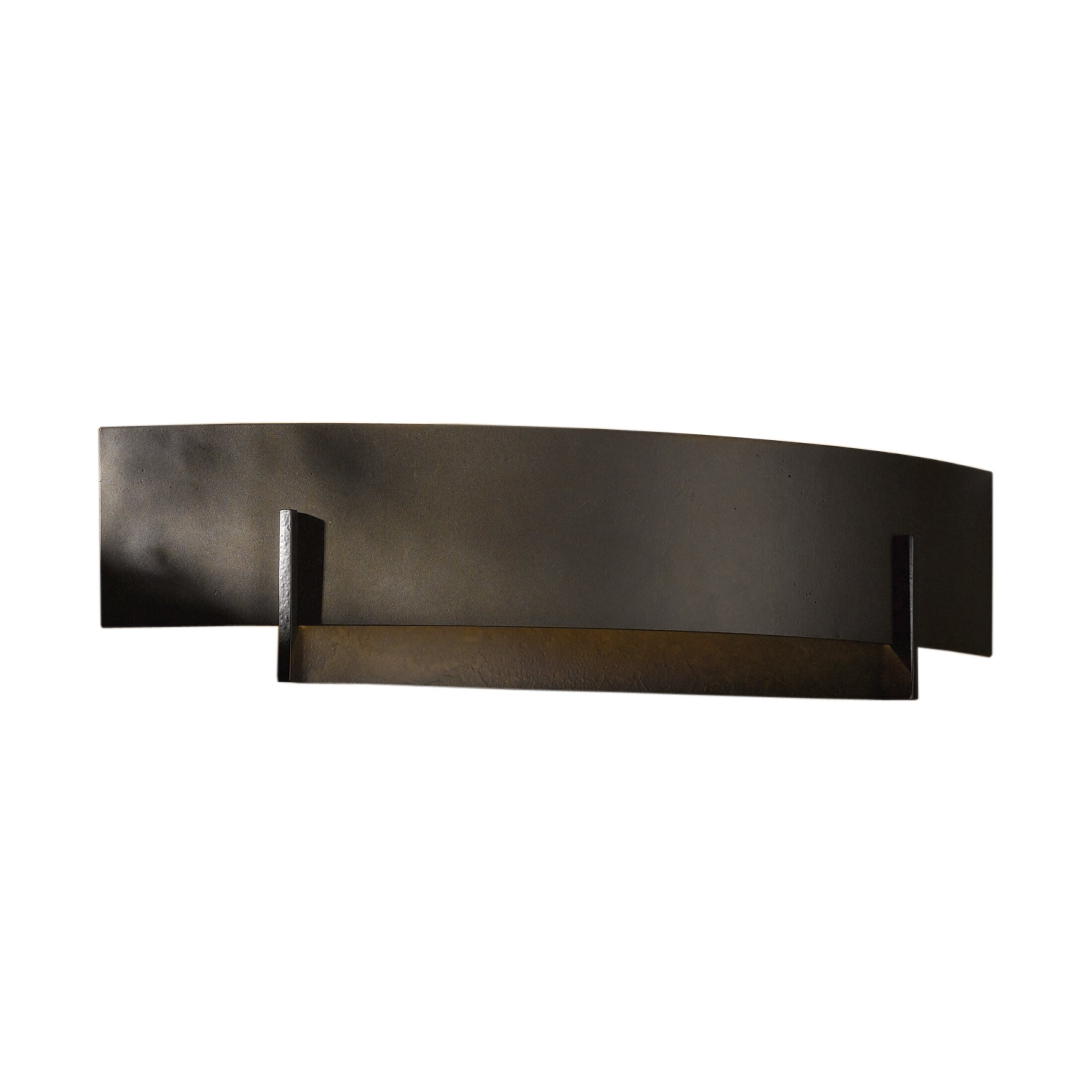 Hubbardton Forge Axis 2 Light Wall Sconce Wayfair
