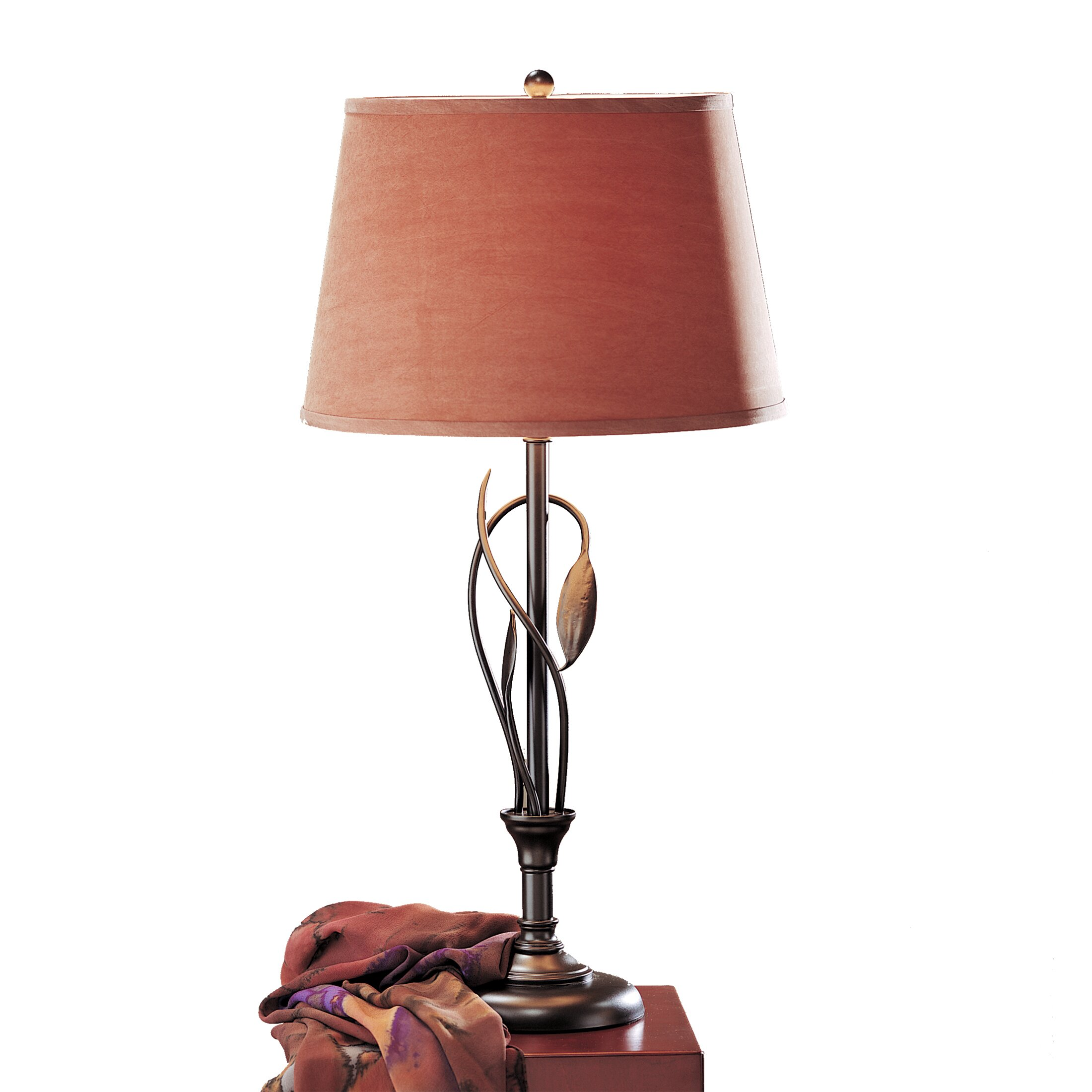 hubbardton forge leaf 17 table lamp wayfair. Black Bedroom Furniture Sets. Home Design Ideas