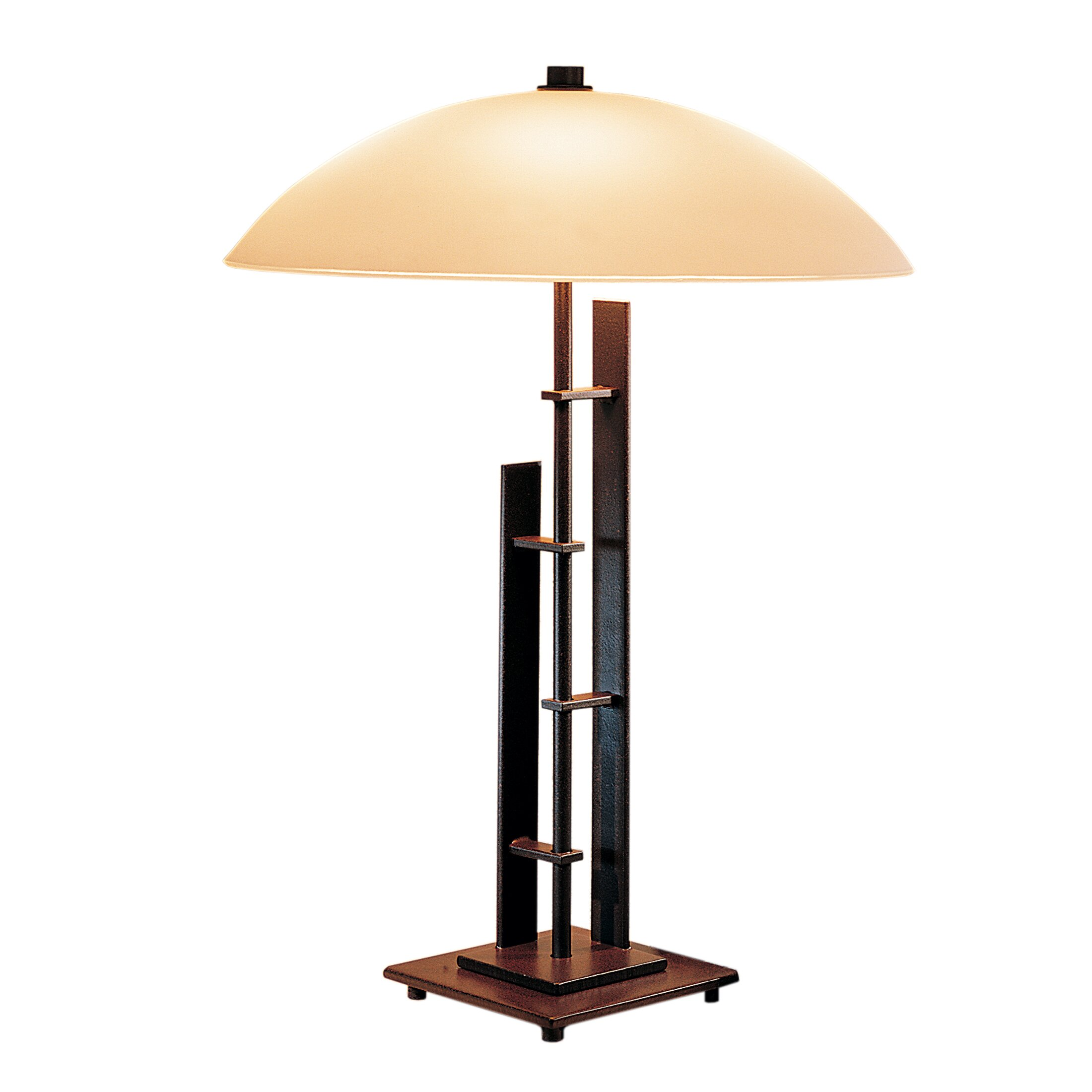 hubbardton forge metra table lamp reviews wayfair. Black Bedroom Furniture Sets. Home Design Ideas