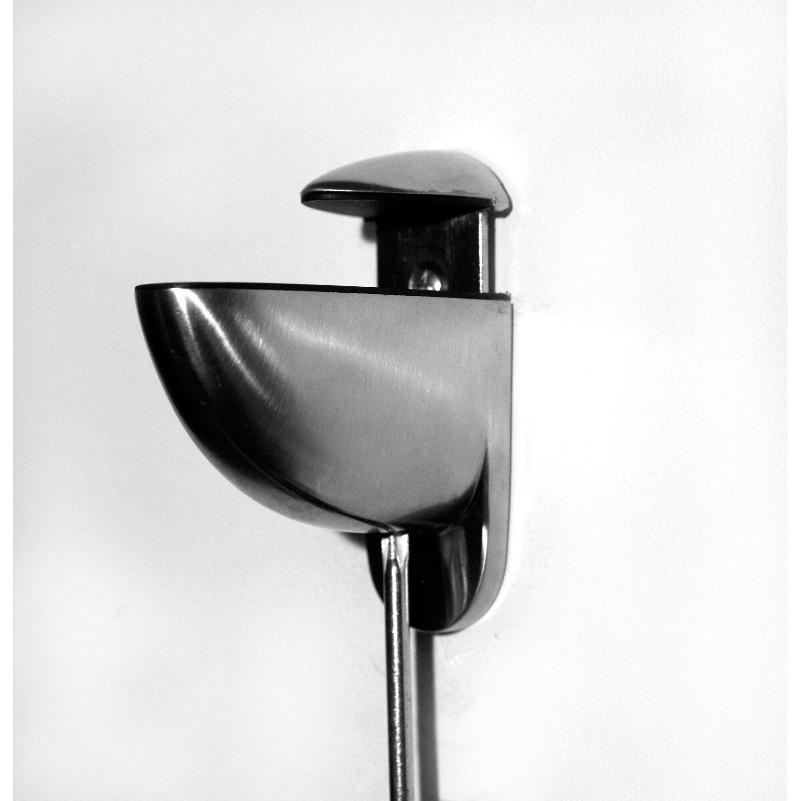 spancraft glass floating glass bathroom shelf reviews. Black Bedroom Furniture Sets. Home Design Ideas