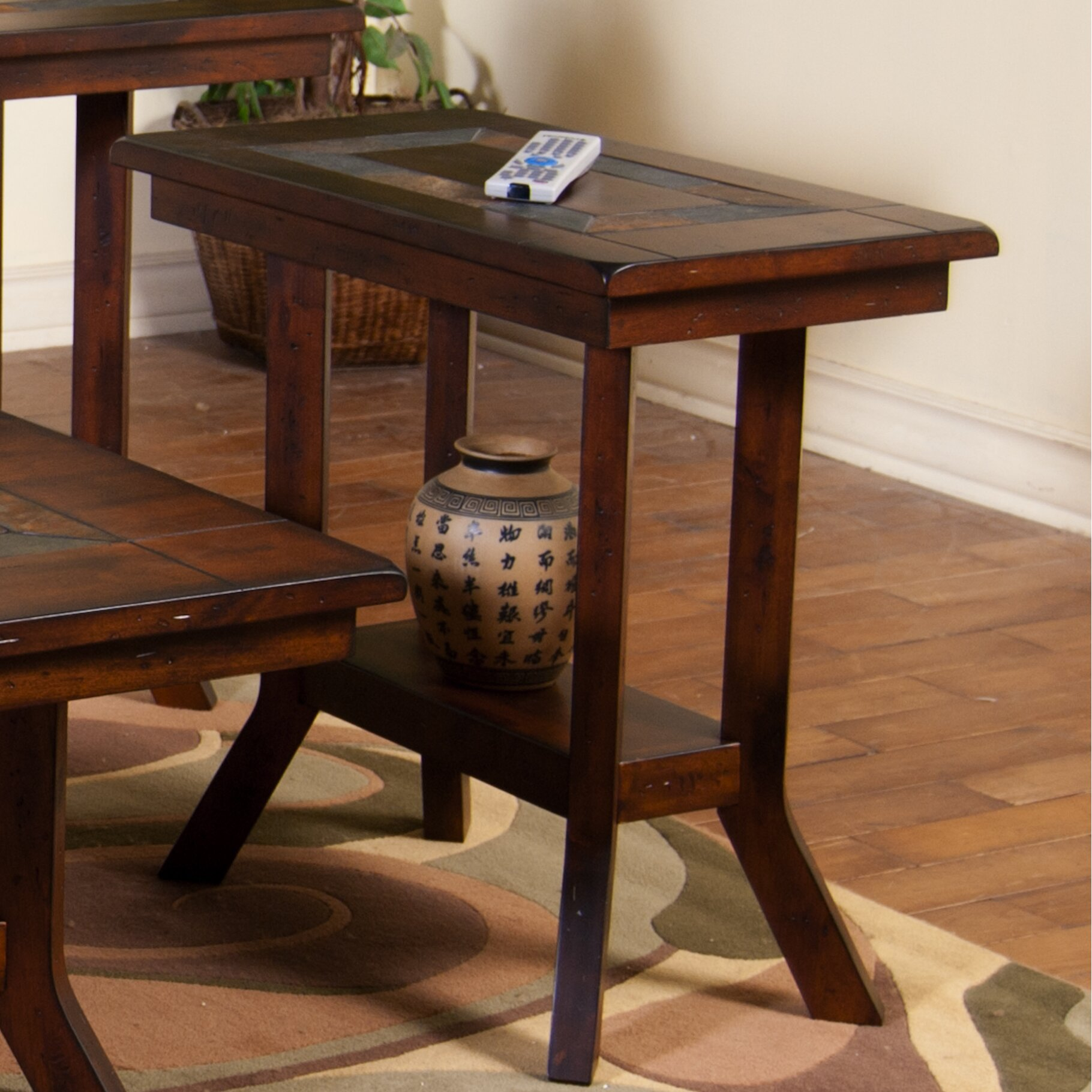 Sunny Designs Santa Fe Coffee Table Set & Reviews