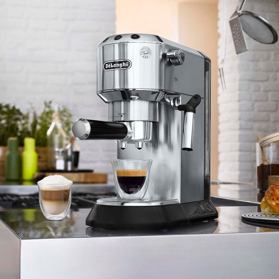 delonghi dedica espresso machine review