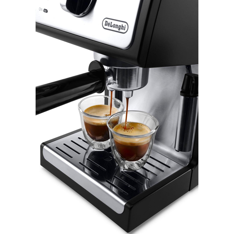 Coffee Espresso Makers Review ~ Delonghi bar pump coffee espresso maker reviews wayfair