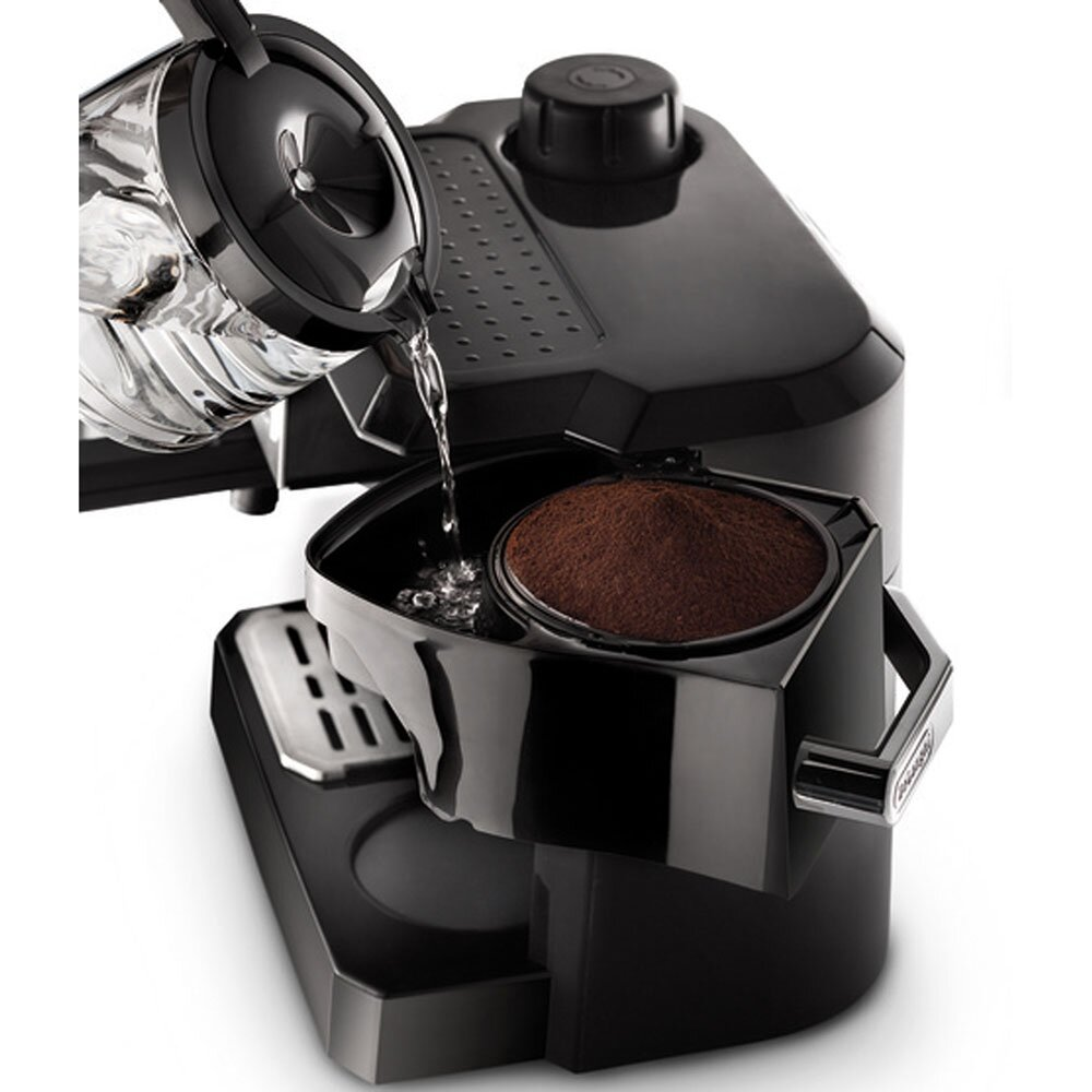 DeLonghi Combination Coffee & Espresso Maker & Reviews Wayfair
