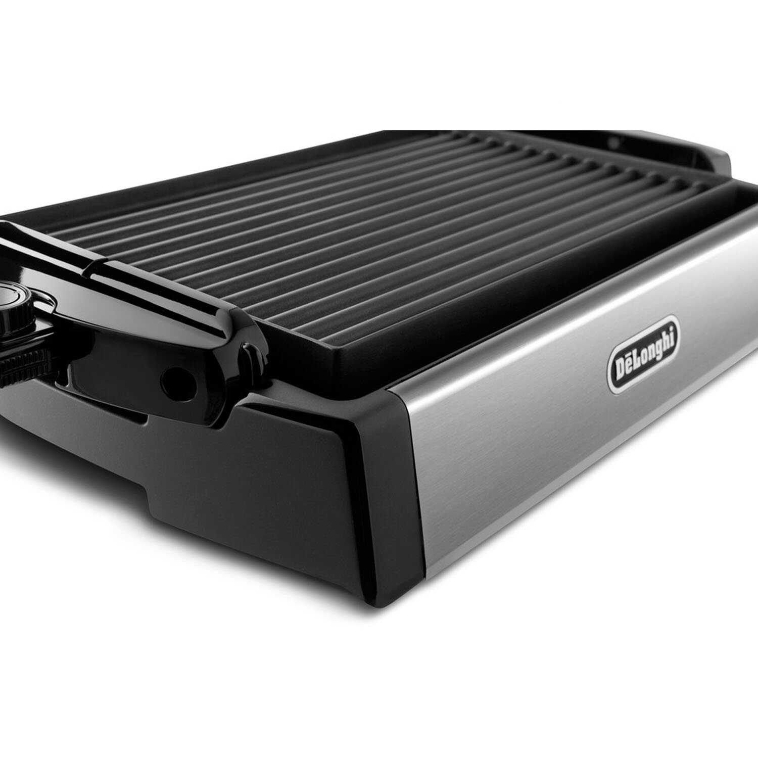 Delonghi Indoor Electric Grill ~ Delonghi indoor in non stick ceramic coated grill and