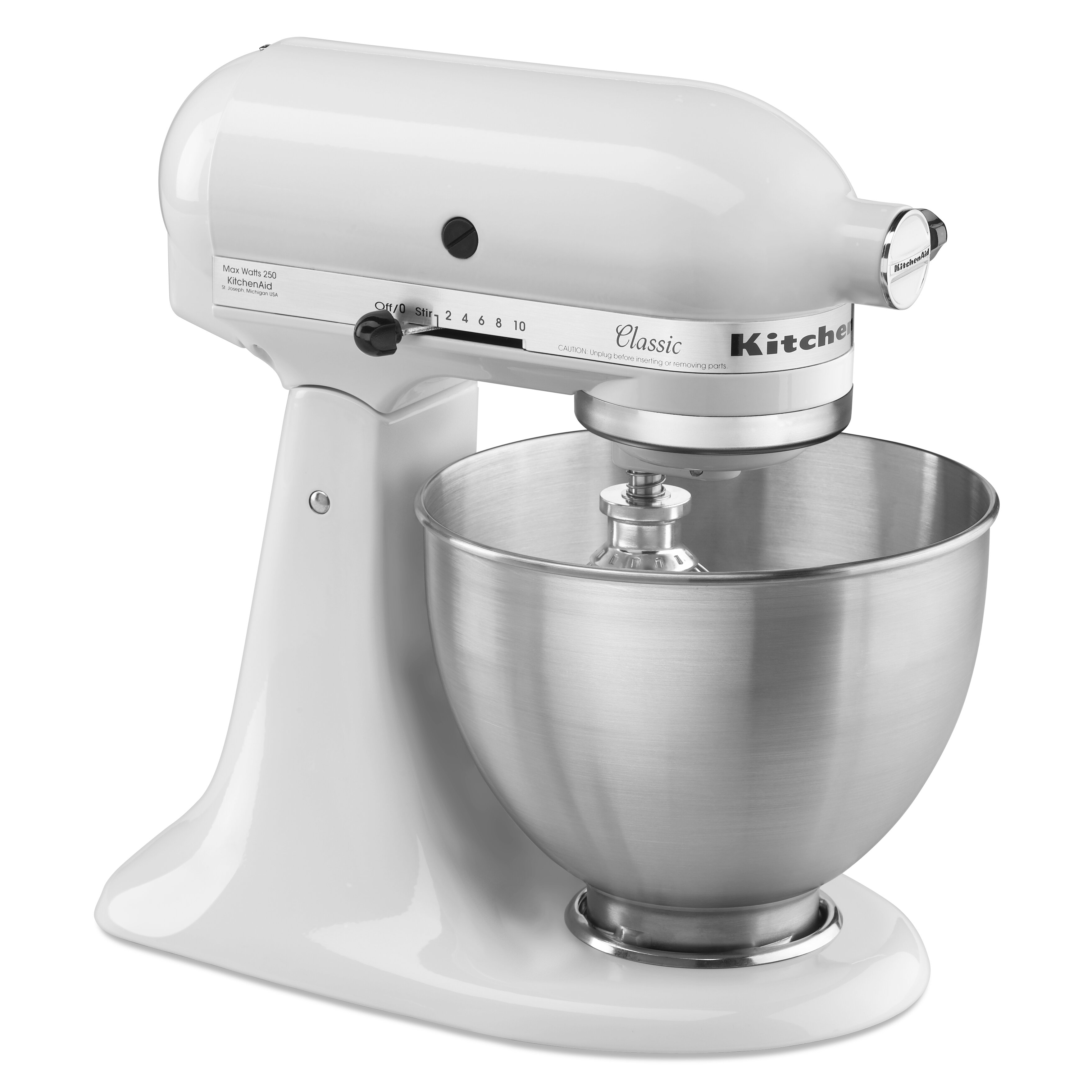 Kitchenaid classic series 4 5 qt stand mixer reviews - Walmart kitchen aid stand mixer ...