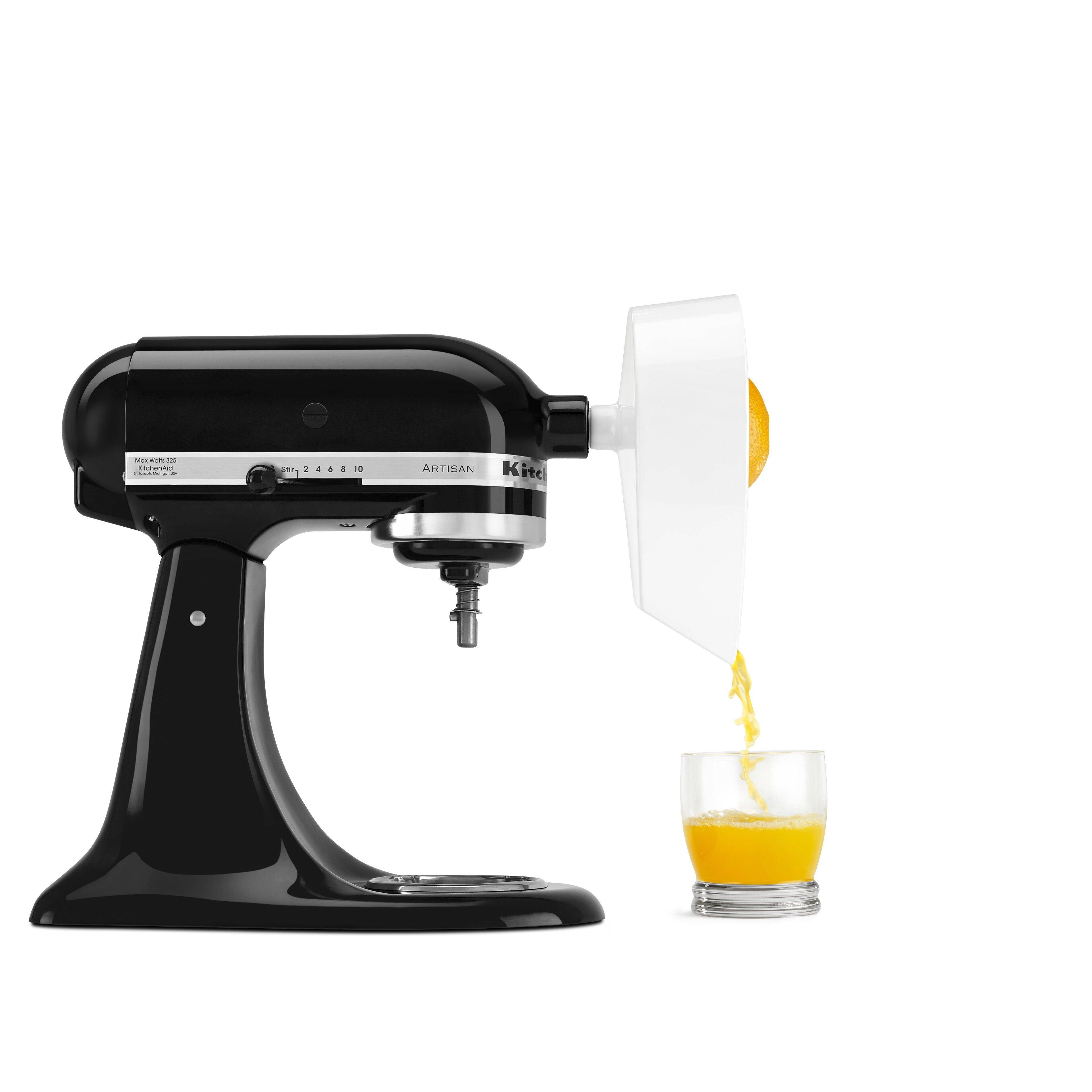 KitchenAid® Citrus Juicer Attachment - YouTube