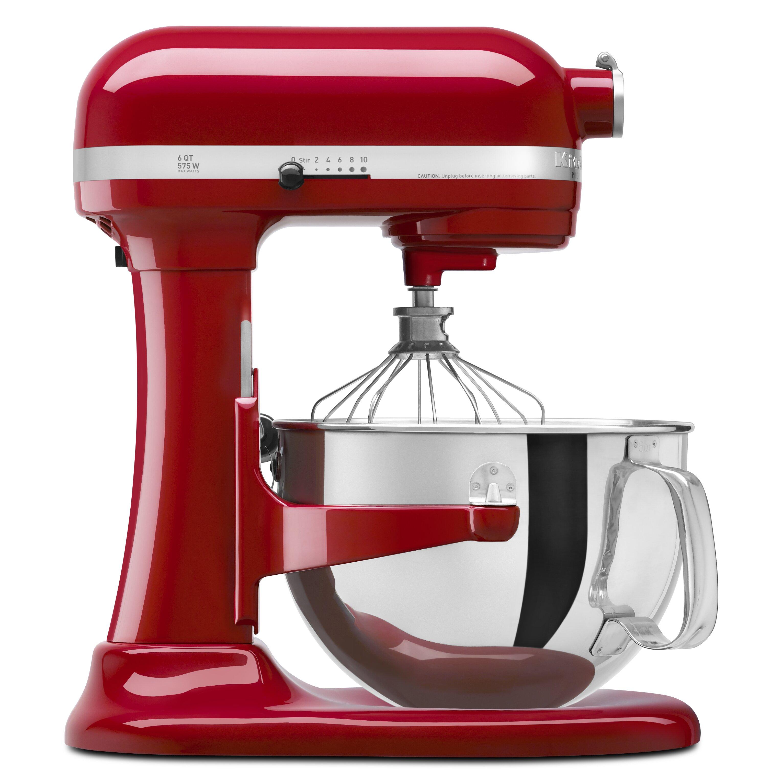 Kitchenaid Professional 600 Series 7 Piece Stand Mixer Reviews Wayfair