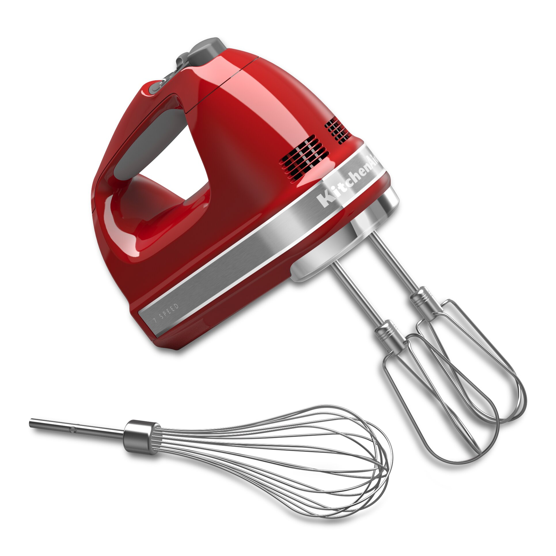 kitchenaid 7 speed hand mixer reviews wayfair. Black Bedroom Furniture Sets. Home Design Ideas