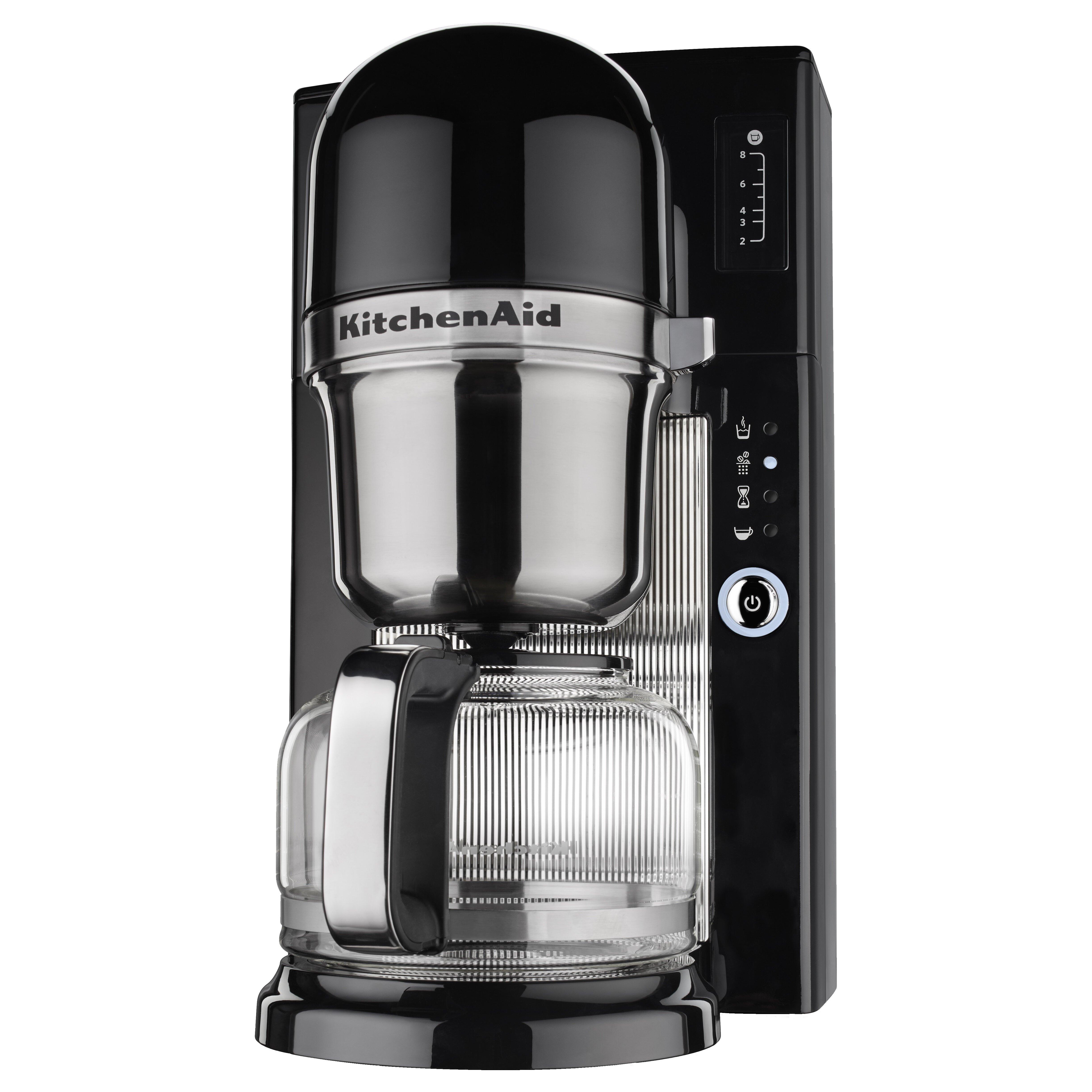 KitchenAid 8 Cup Pour Over Coffee Maker & Reviews Wayfair