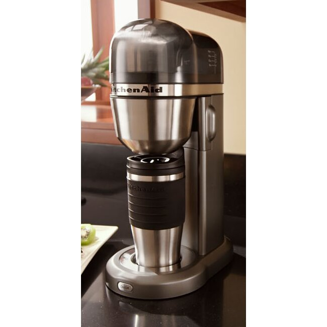 Kitchenaid Coffee Maker How To Use : KitchenAid Personal 4 Cup Coffee Maker & Reviews Wayfair