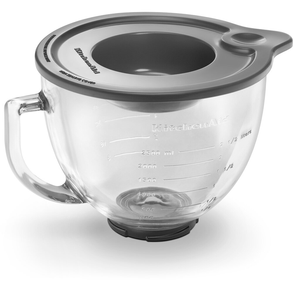 KitchenAid Artisan Series 5 Qt. Stand Mixer With Stainless