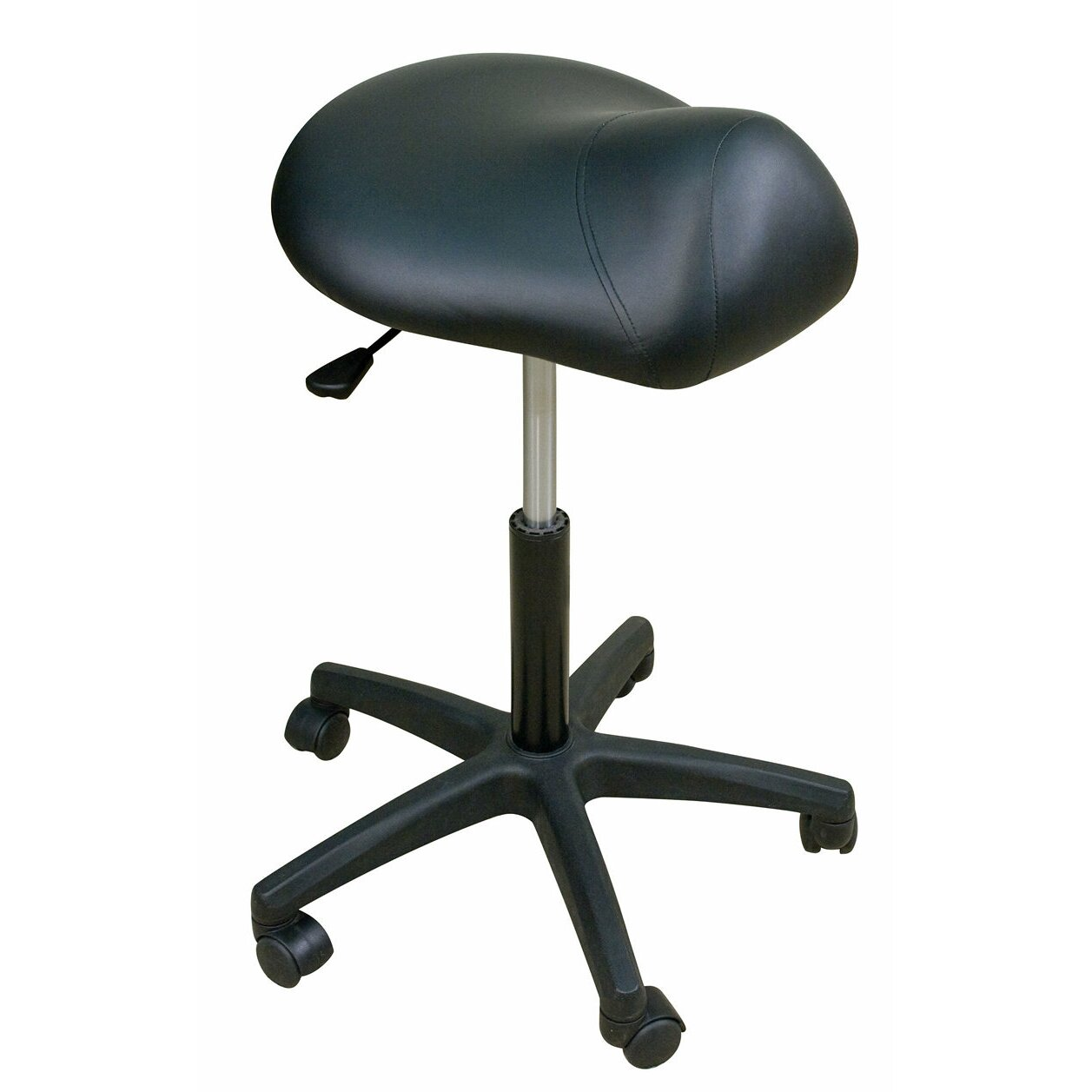 Oakworks Height Adjustable Premium Saddle Stool Amp Reviews