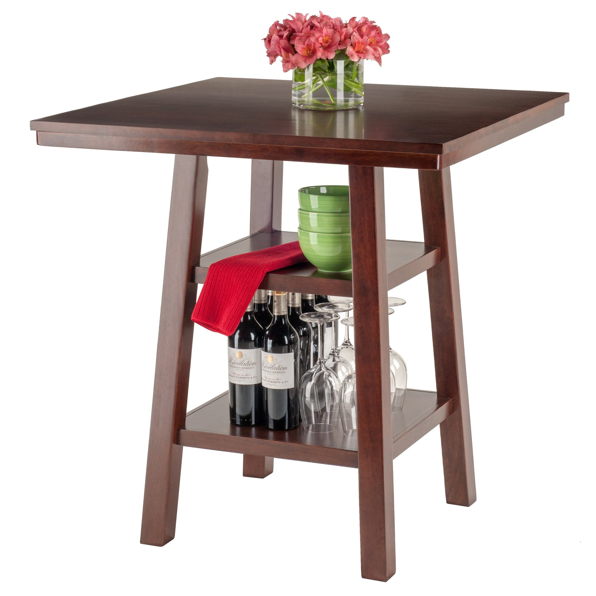 Luxury Home Orlando Pub Table Wayfair