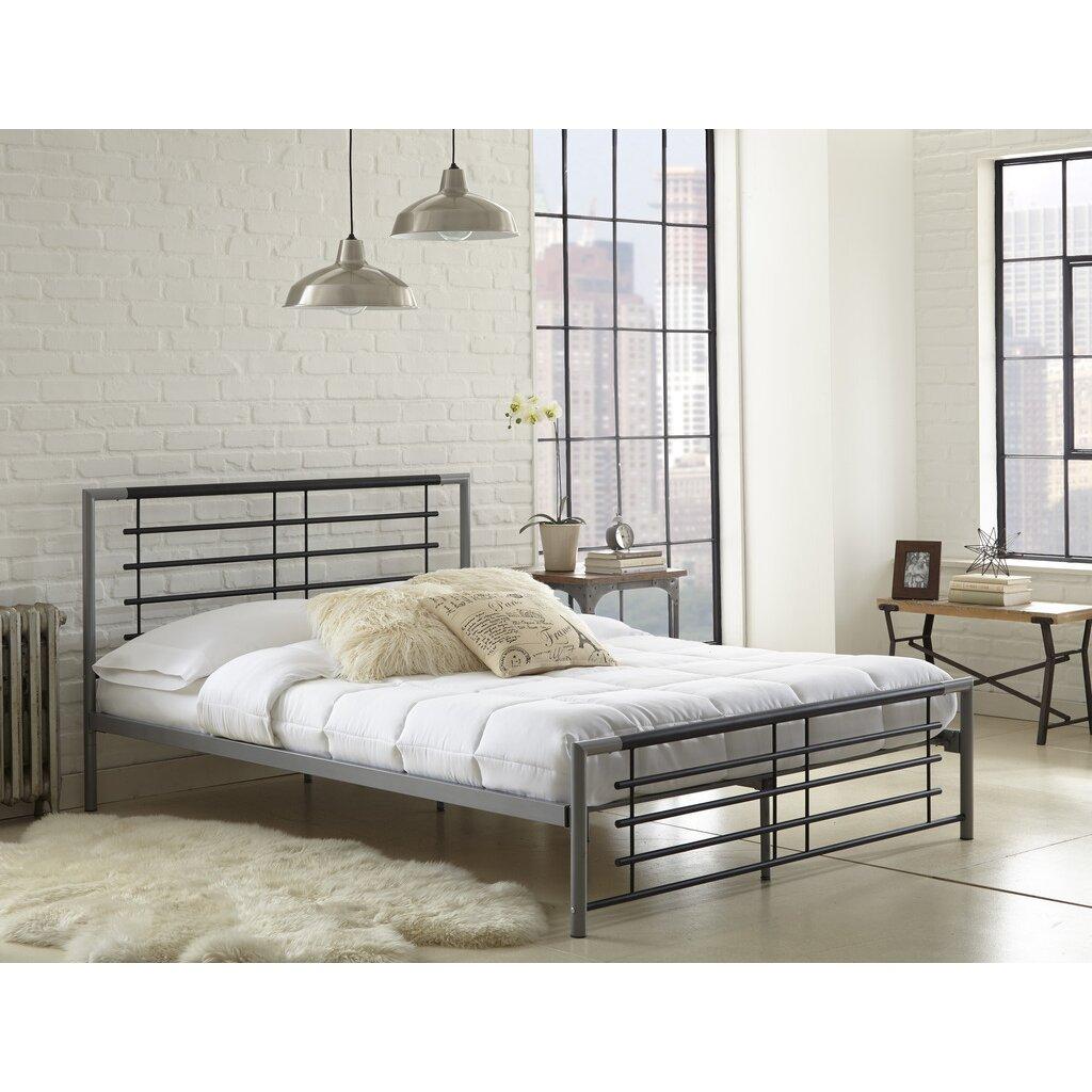 Luxury home kingston platform bed wayfair - Luxury platform beds ...