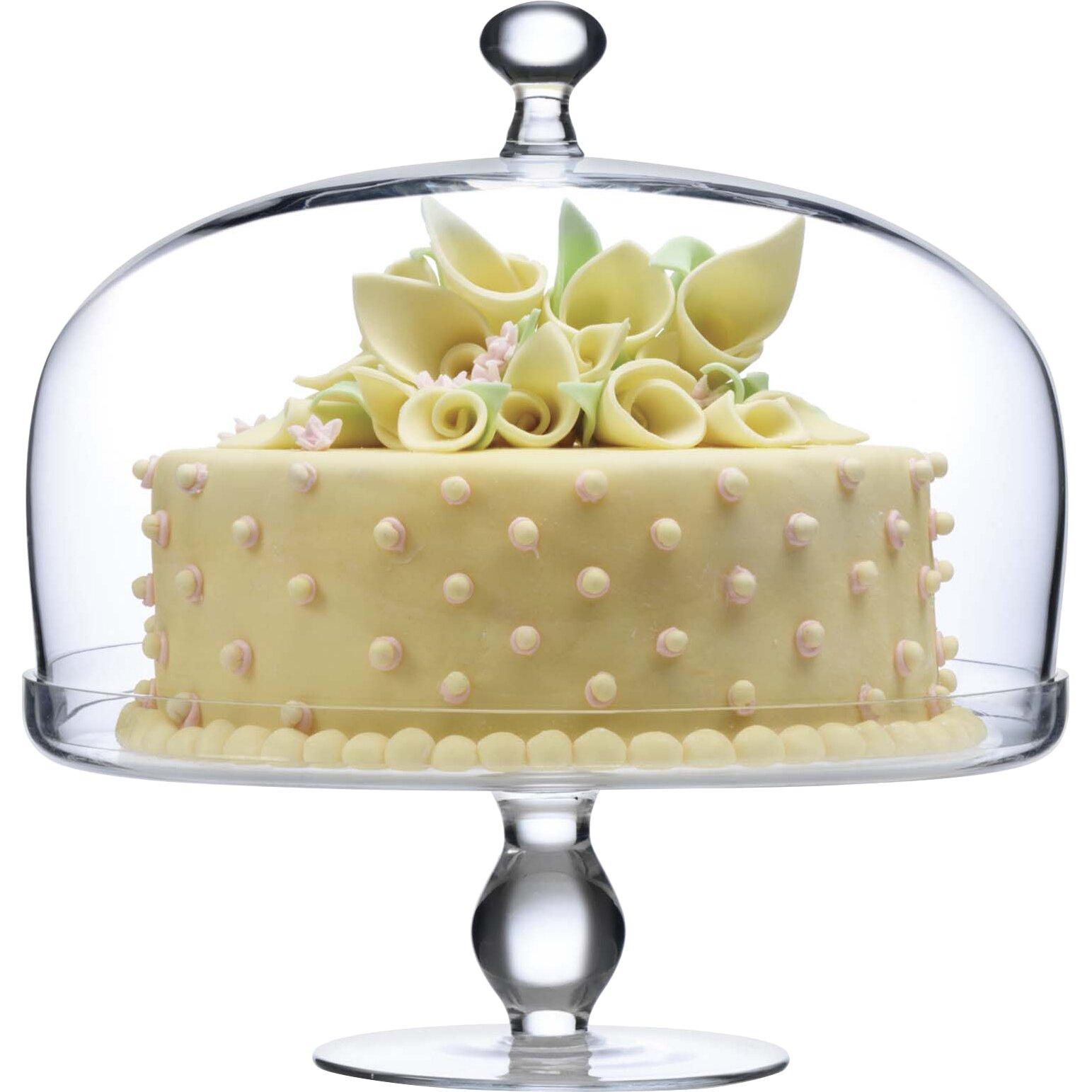 Luigi Bormioli  In  Cake Stand