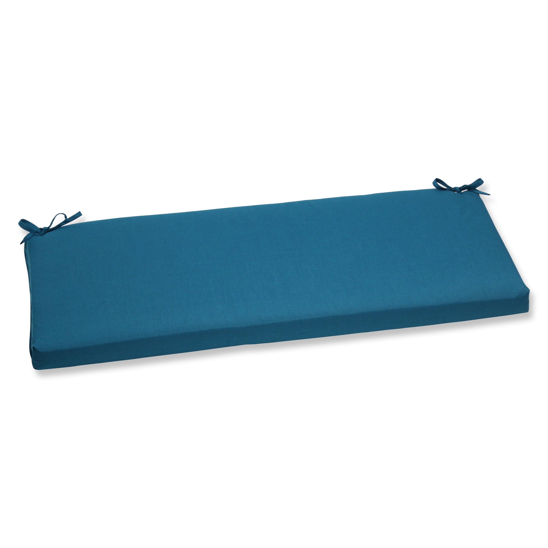Pillow Perfect Spectrum Outdoor Sunbrella Bench Cushion