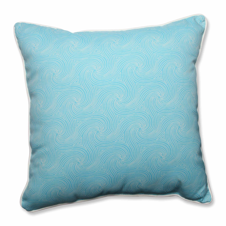 Pillow Perfect Nabil Outdoor/Indoor Floor Pillow