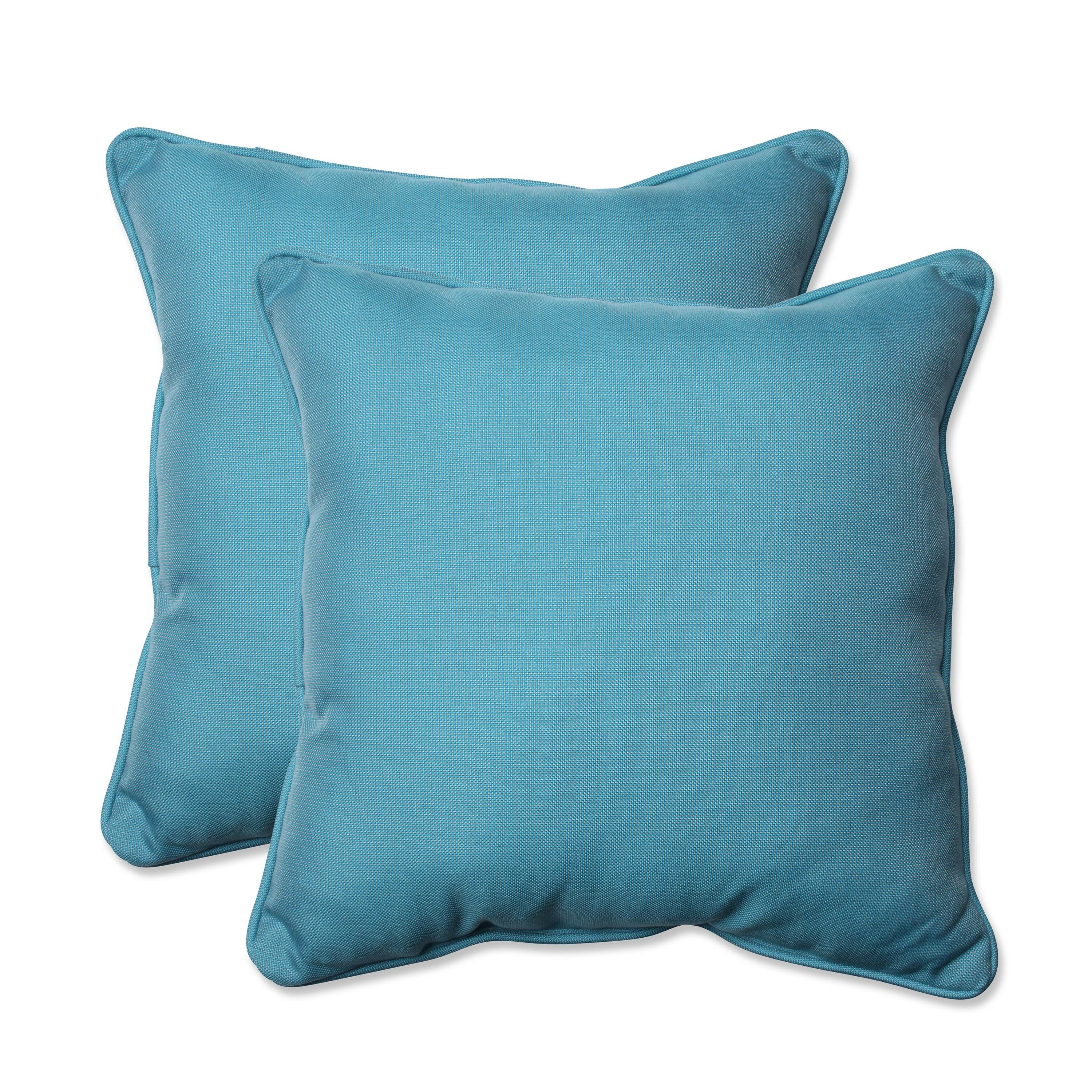 Throw Pillows In Abuja : Pillow Perfect Tweed Indoor/Outdoor Throw Pillow & Reviews Wayfair