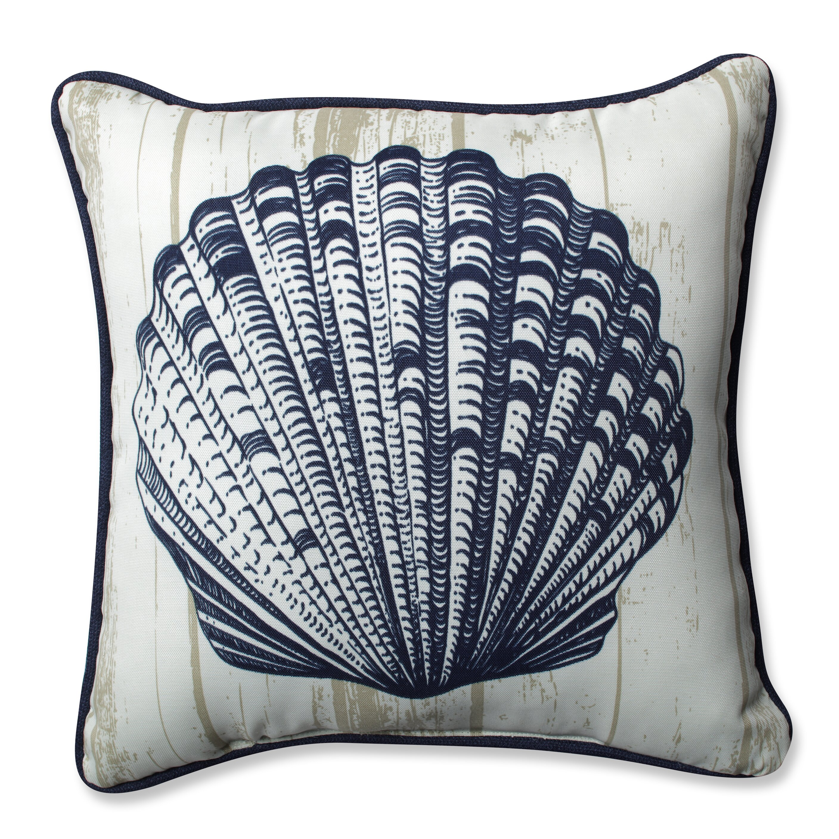 Throw Pillows In Abuja : Pillow Perfect Lakelife Outdoor/Indoor Throw Pillow Wayfair