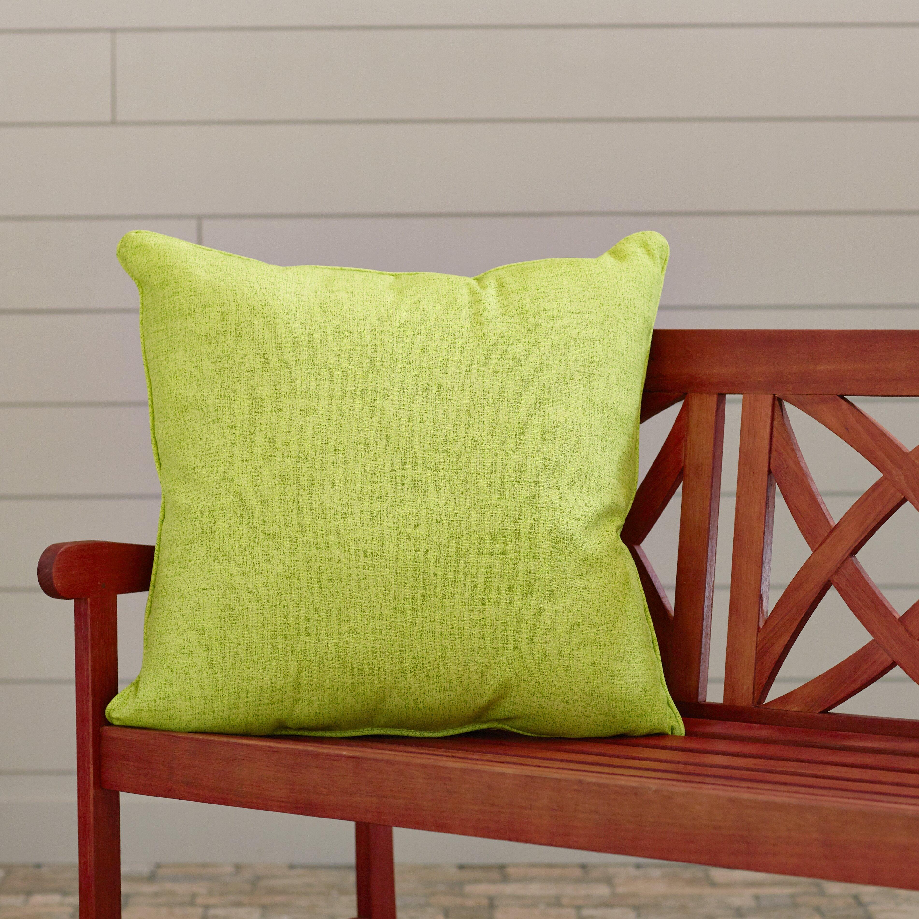 Pillow Perfect Baja Indoor Outdoor Floor Pillow