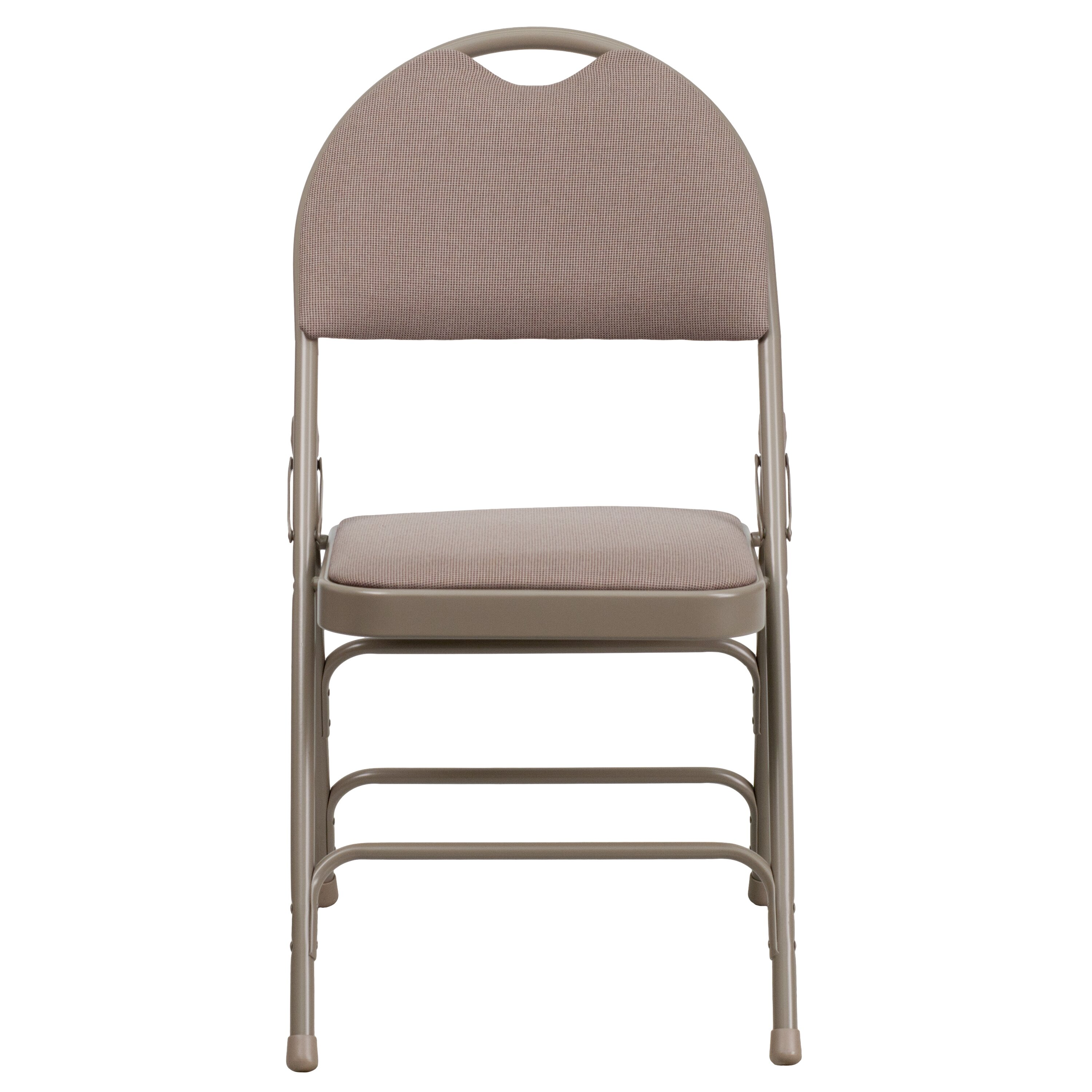Flash Furniture Hercules Series Personalized Folding Chair With Easy Carry Ha