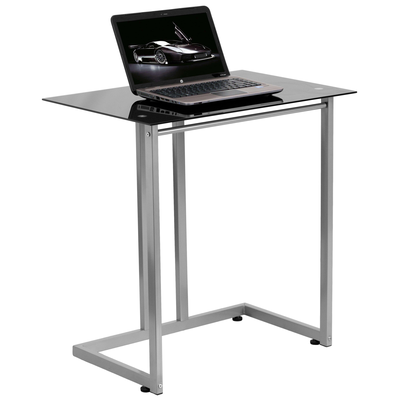 Flash Furniture Writing Desk Reviews Wayfair