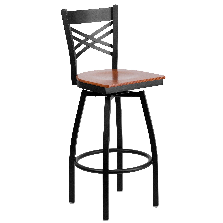 Flash Furniture Hercules Series 30 25 Quot Swivel Bar Stool