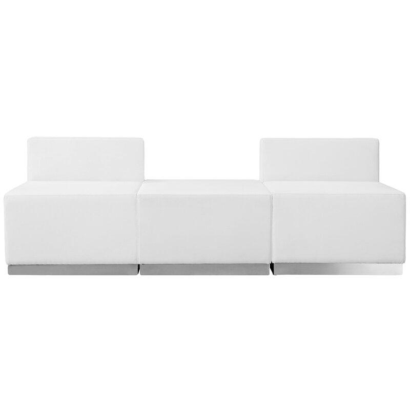 Flash Furniture Hercules Alon Series Sectional Reviews Wayfair