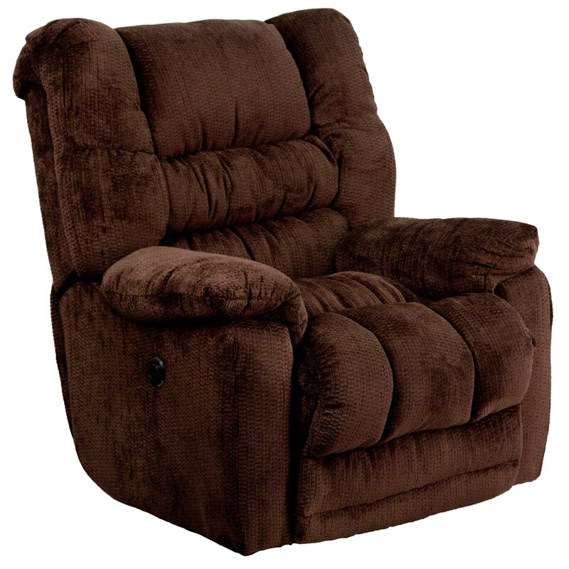 Flash furniture temptation contemporary microfiber power for Electric recliners reviews