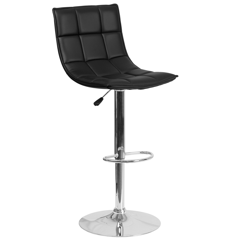Flash Furniture Adjustable Height Swivel Bar Stool Reviews